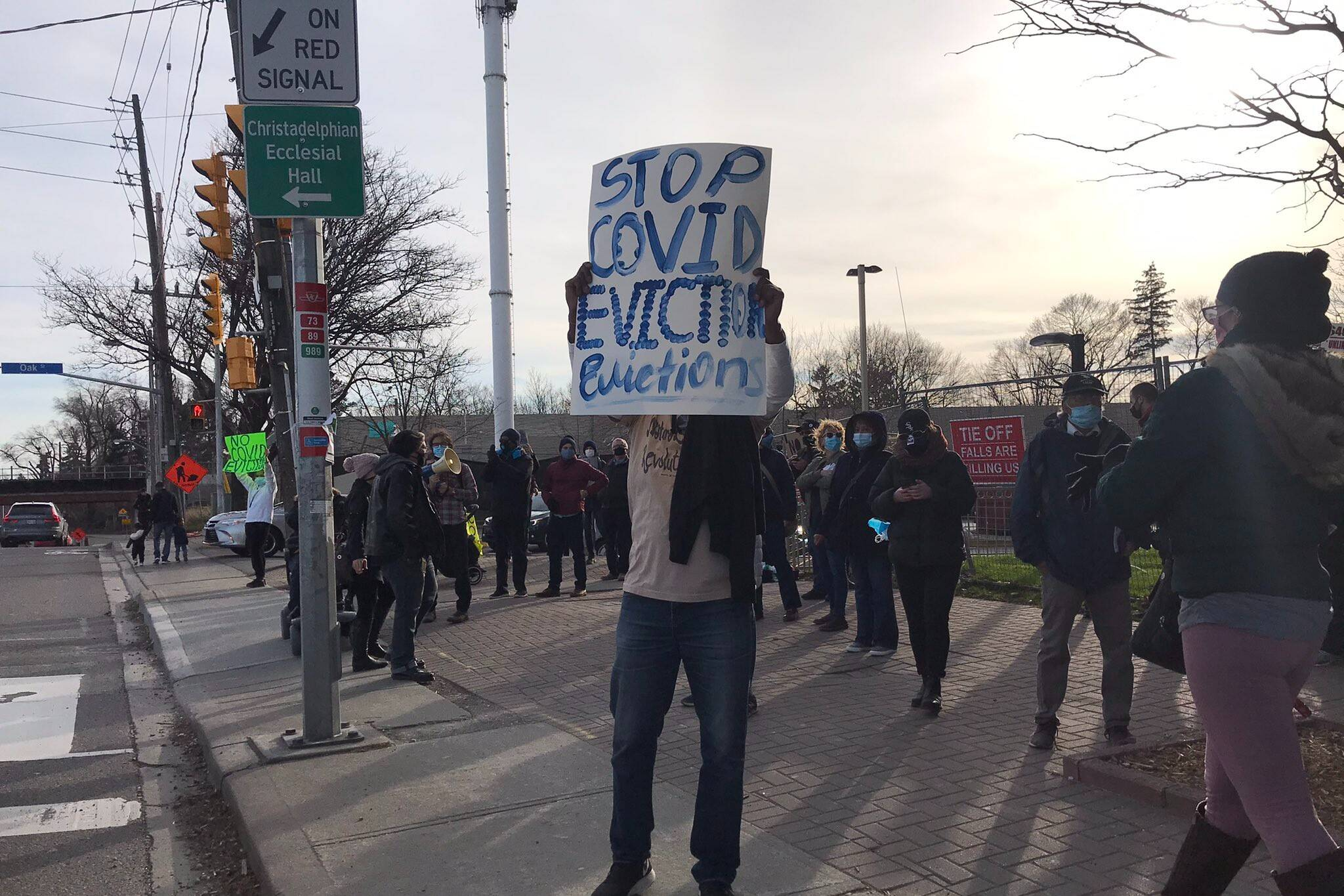 eviction notice ontario