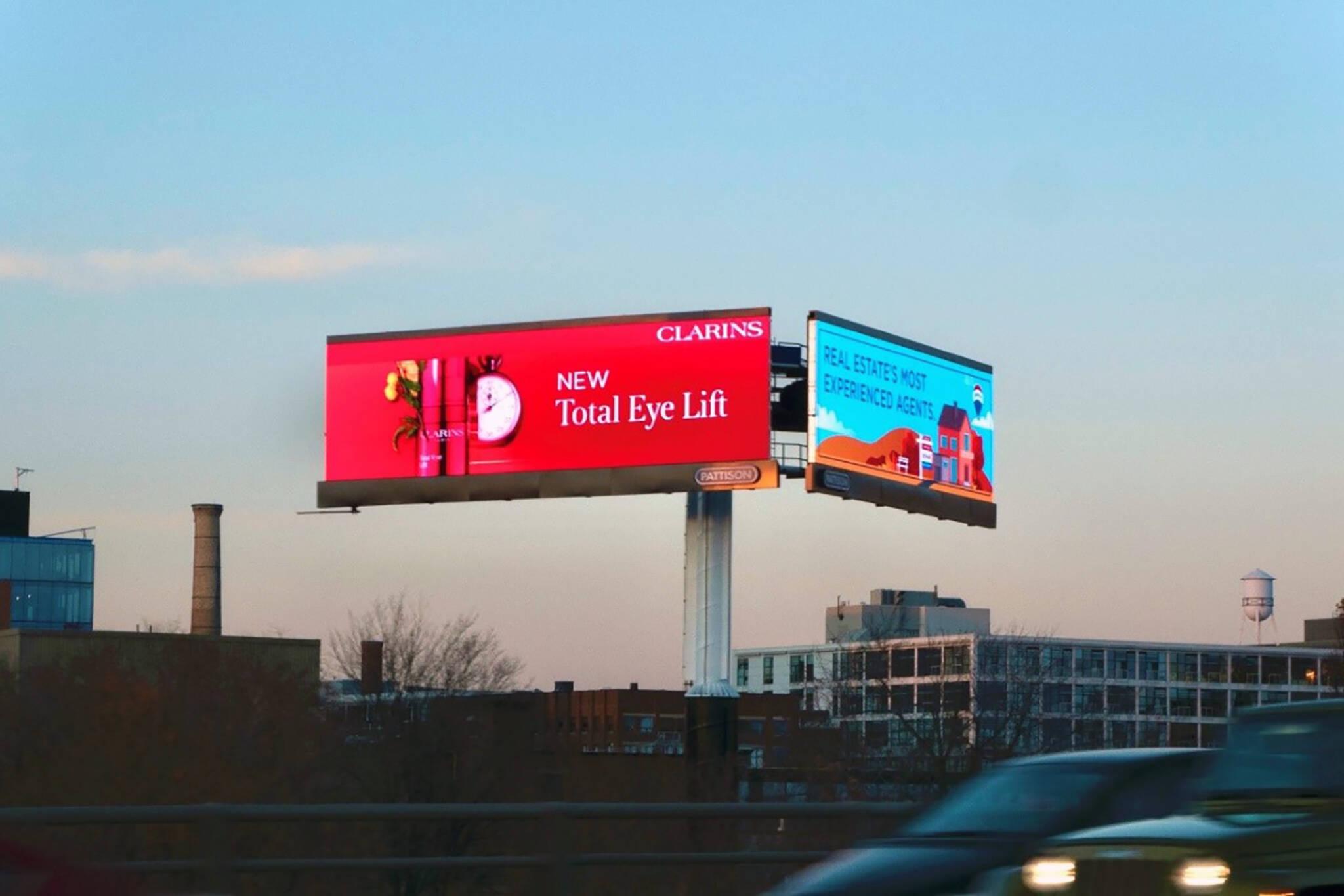 big toronto billboard