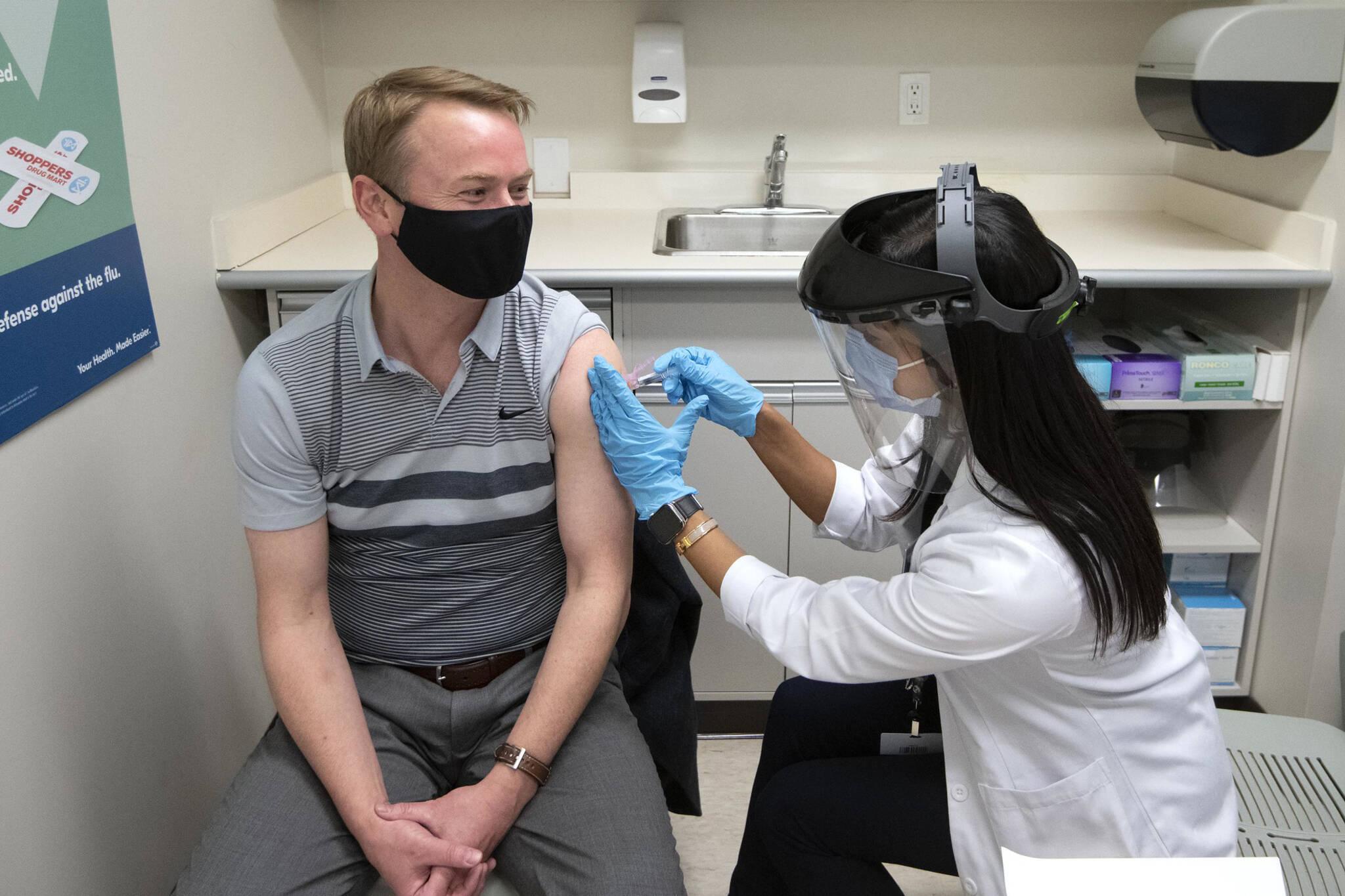 ontario vaccine card