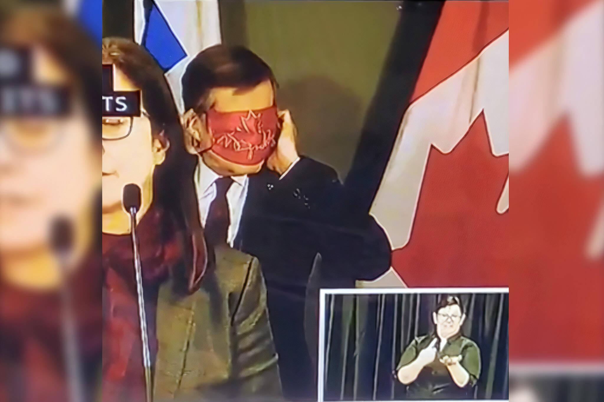 john tory face mask