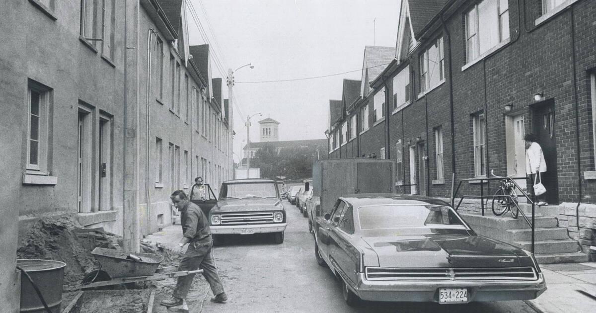 トロントのキャベッジタウン地区の歴史