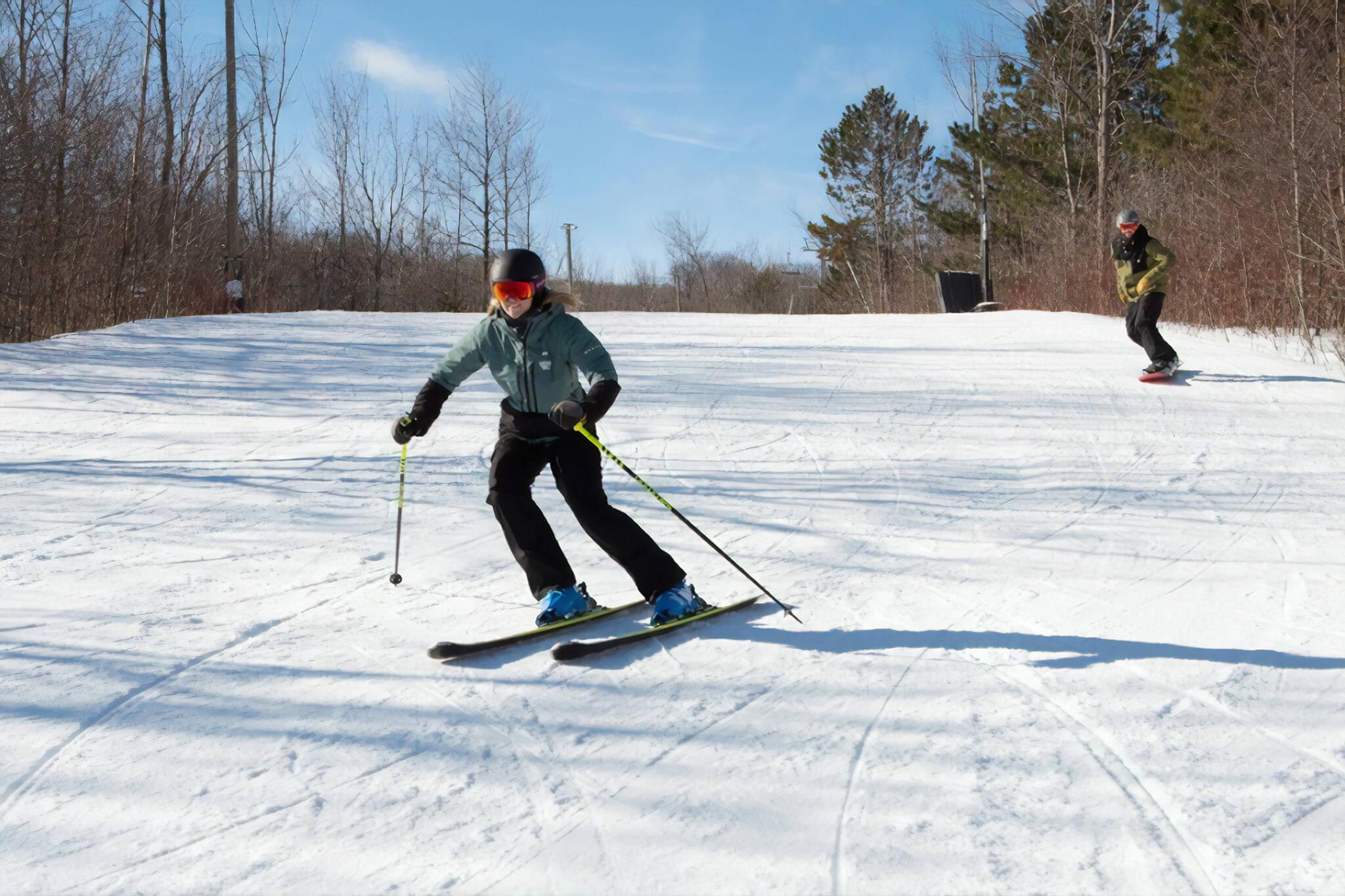 blue mountain ski