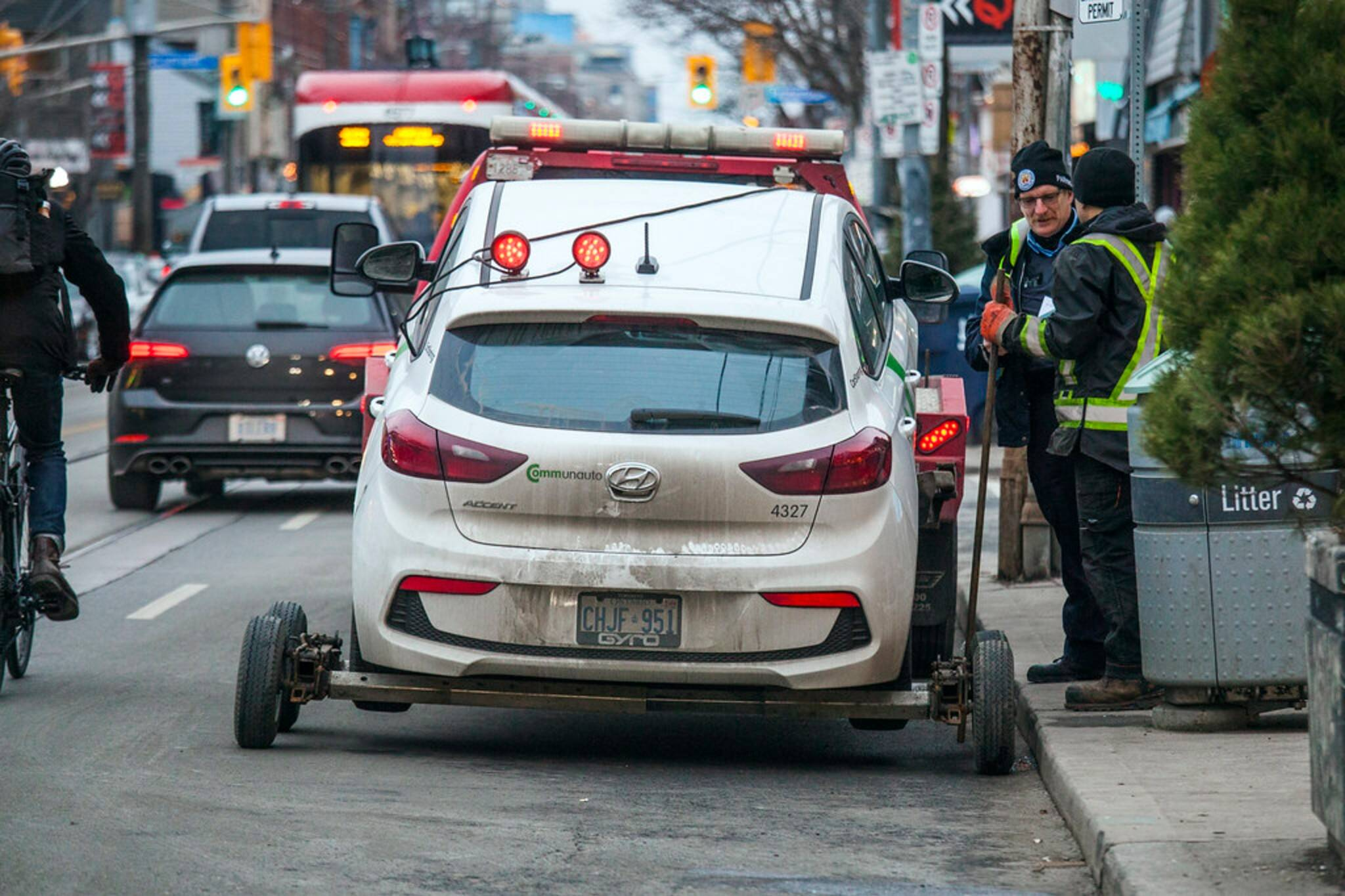toronto parking enforcement
