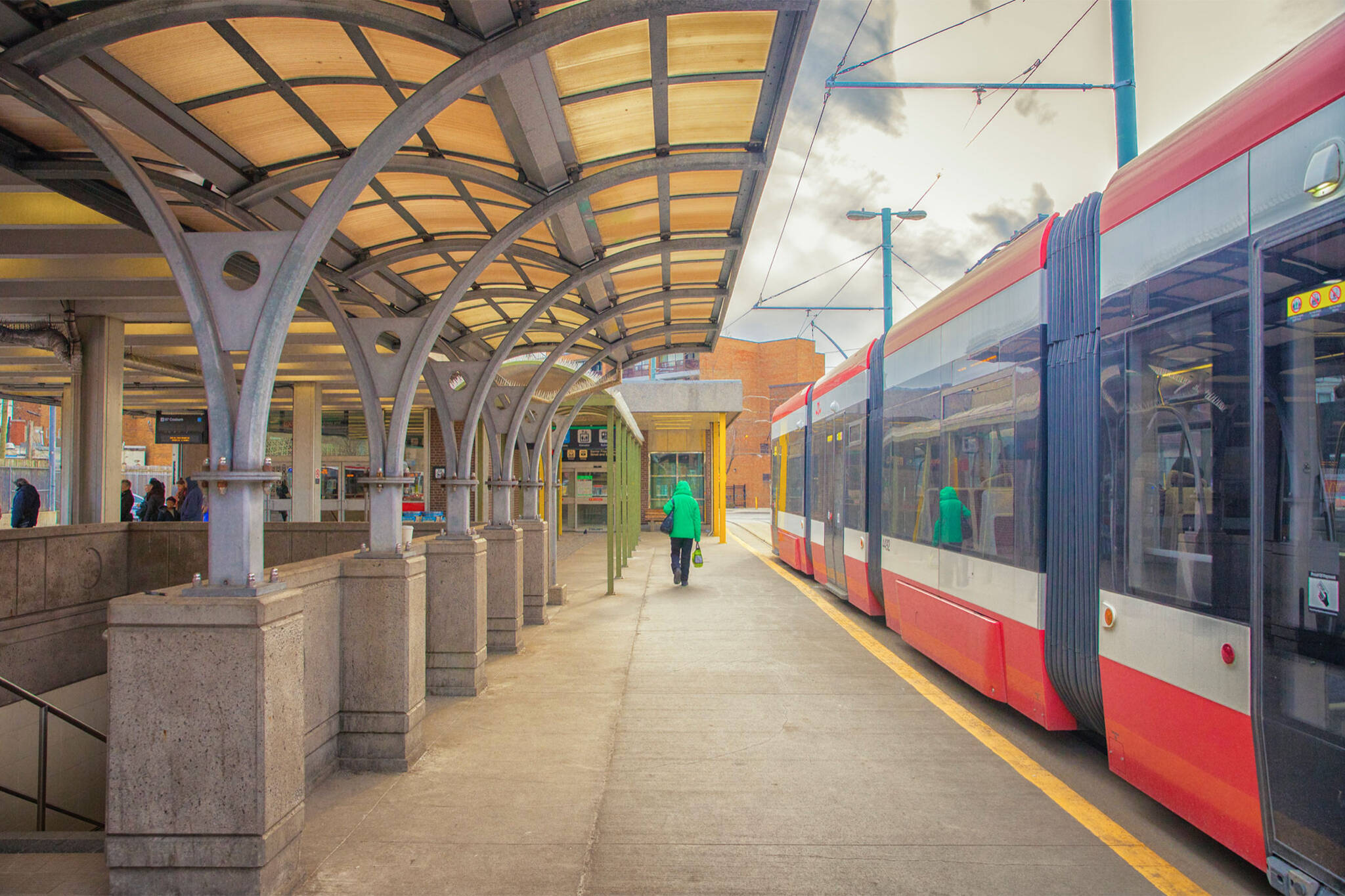 streetcar service changes 2021