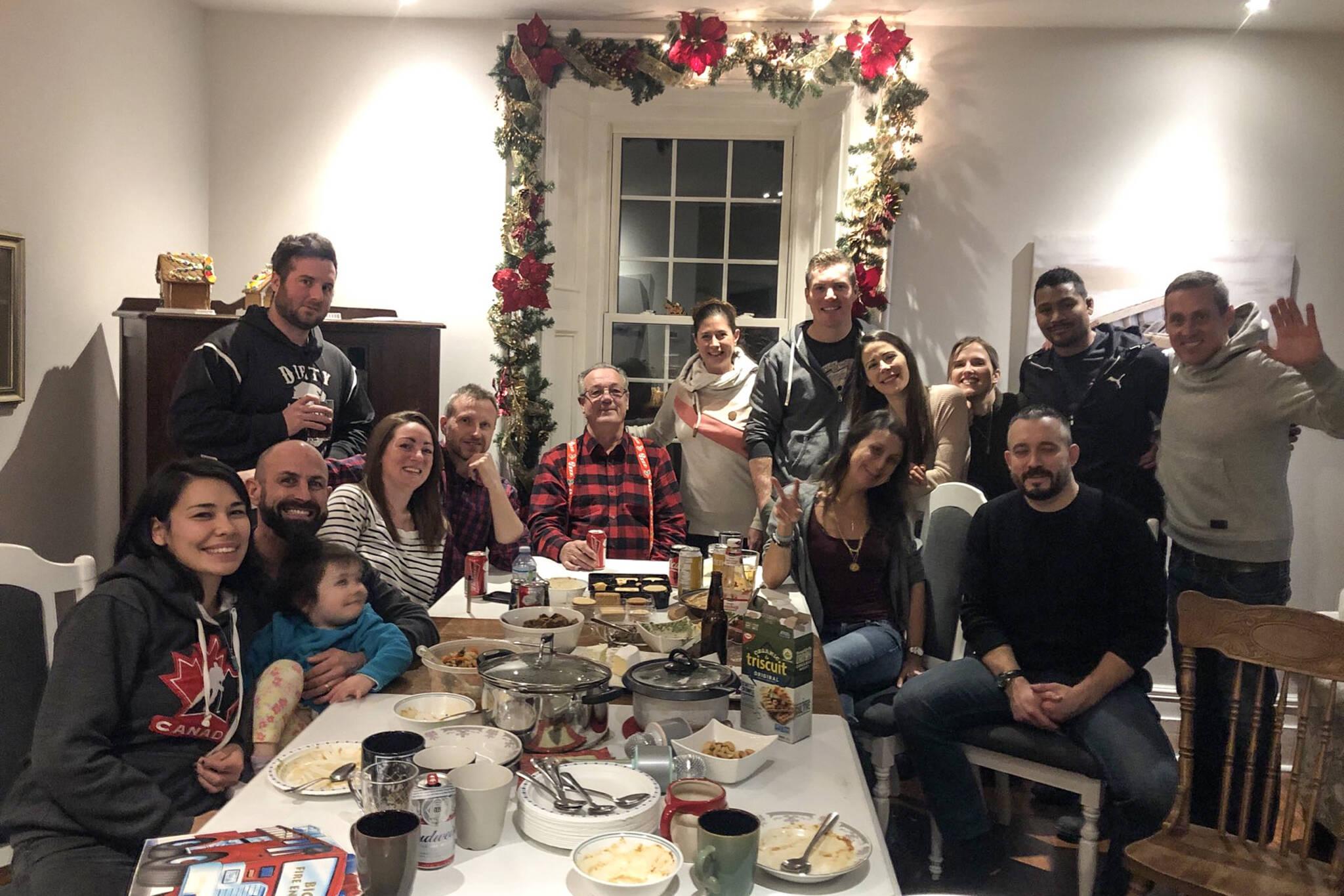 randy hillier christmas photo