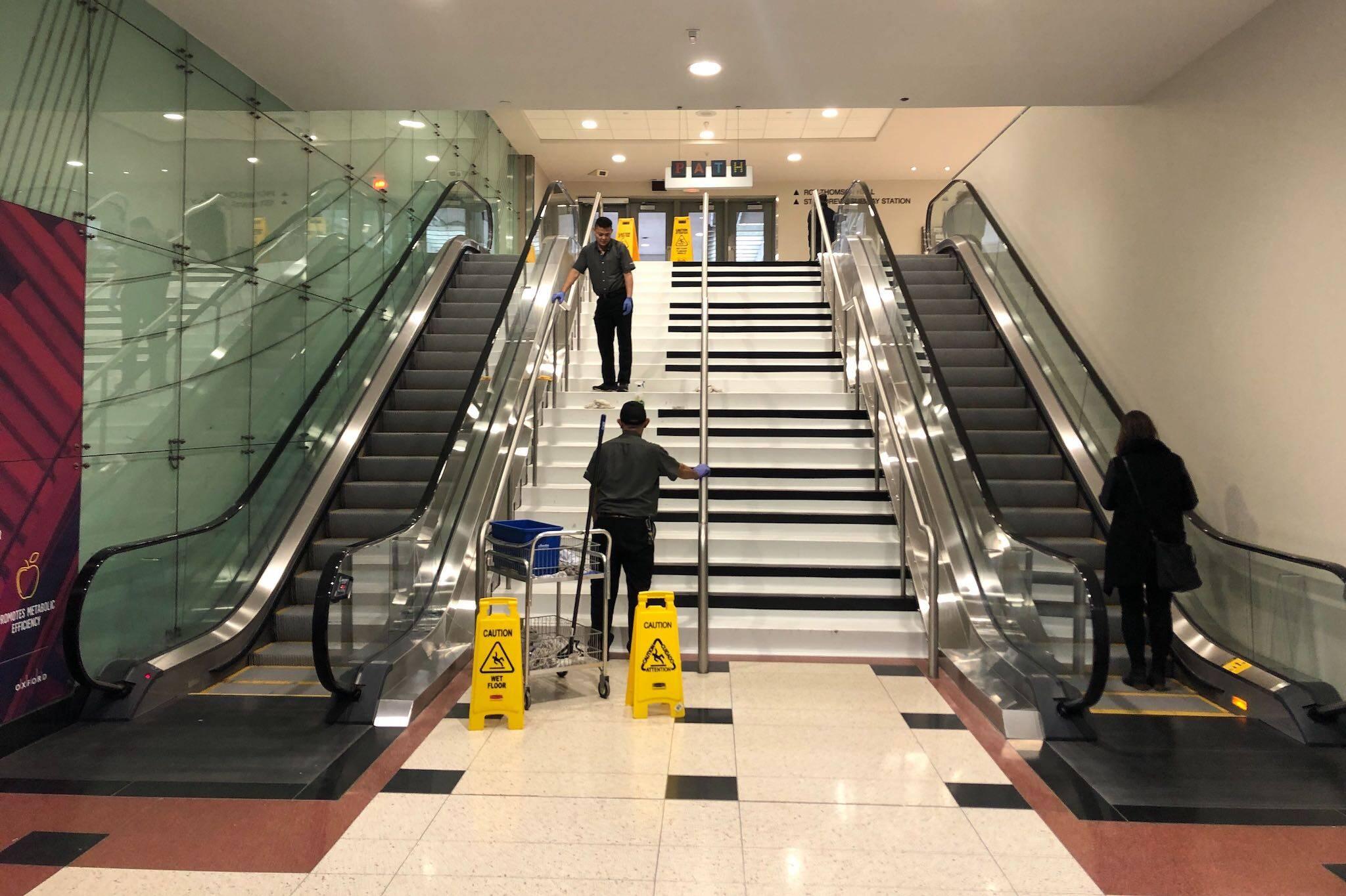toronto piano staircase