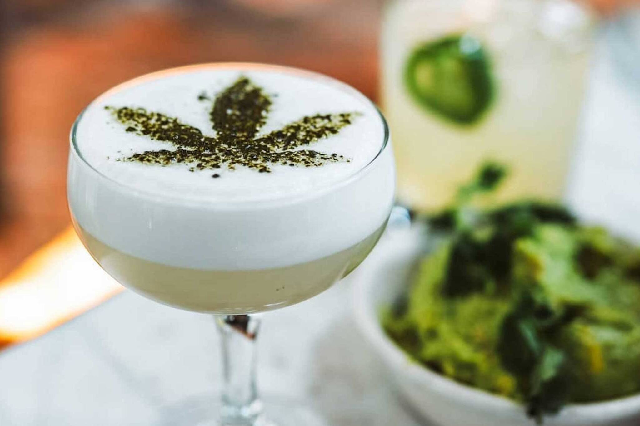 cannabis cocktails toronto