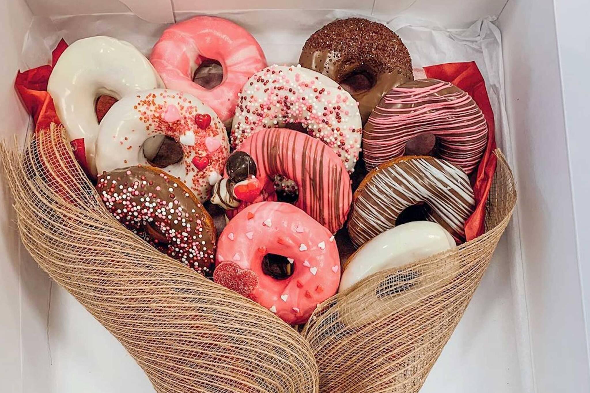 donut bouquet toronto