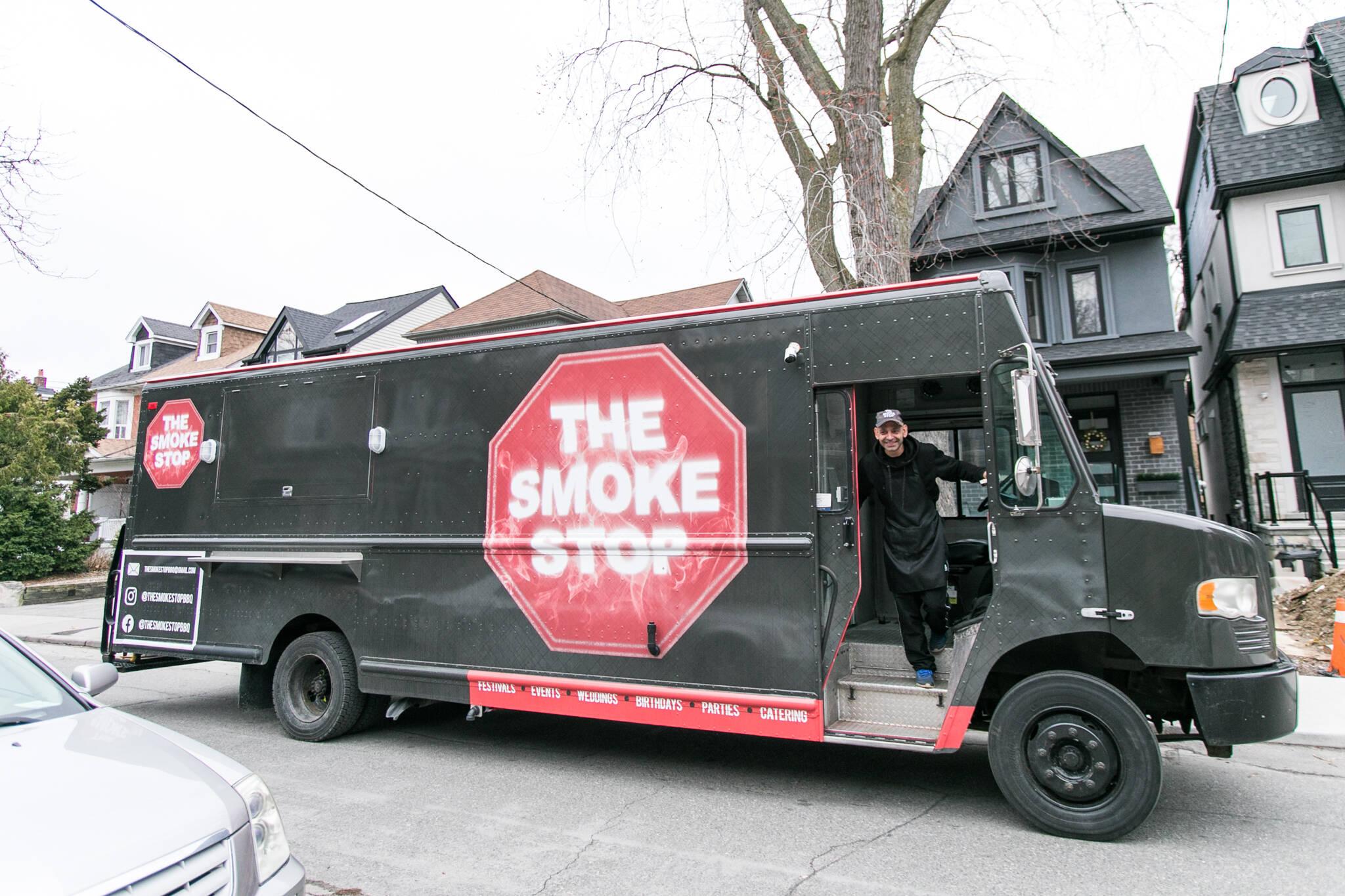 food truck toronto