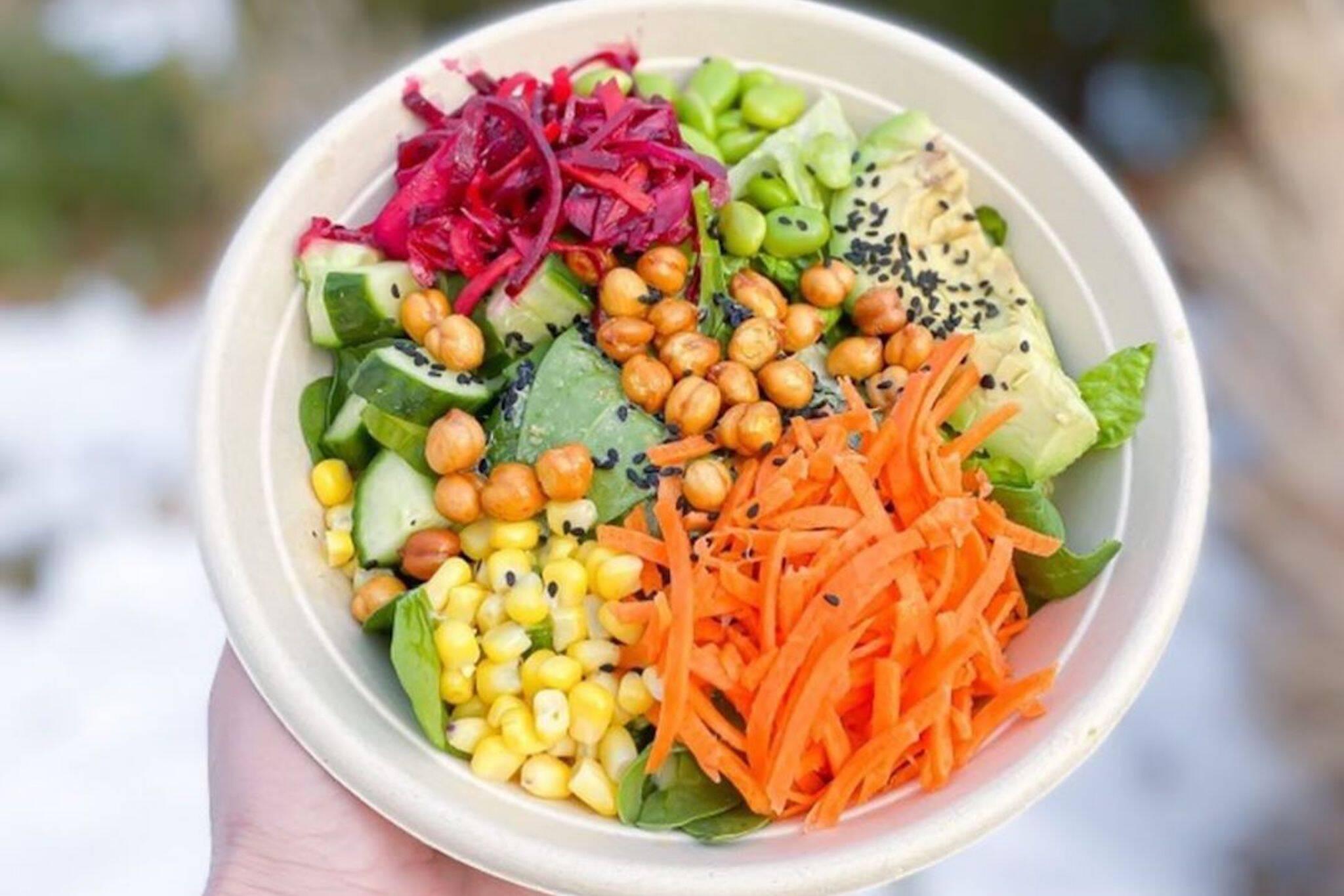 freshii free salads toronto