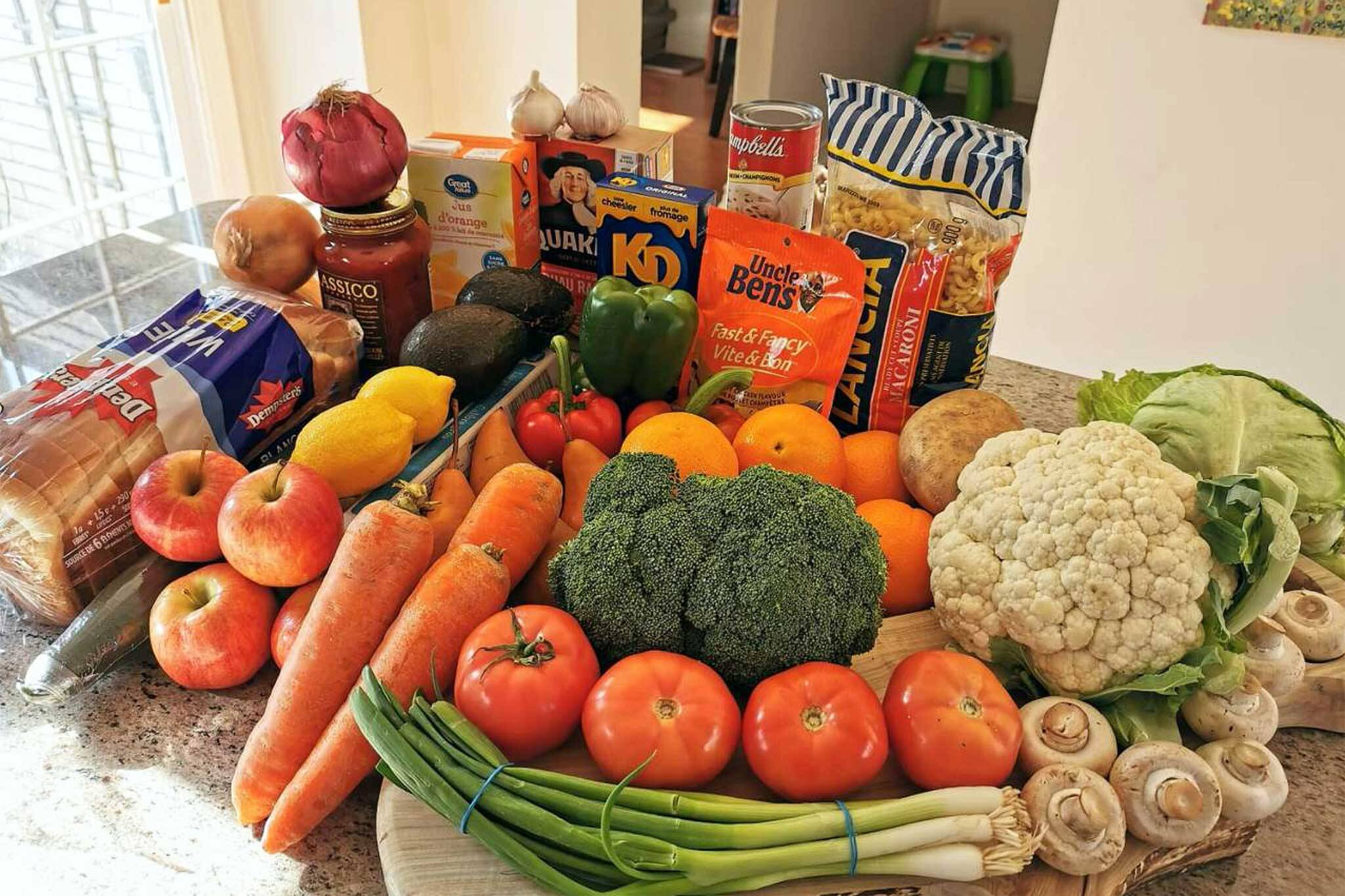 online grocery delivery toronto