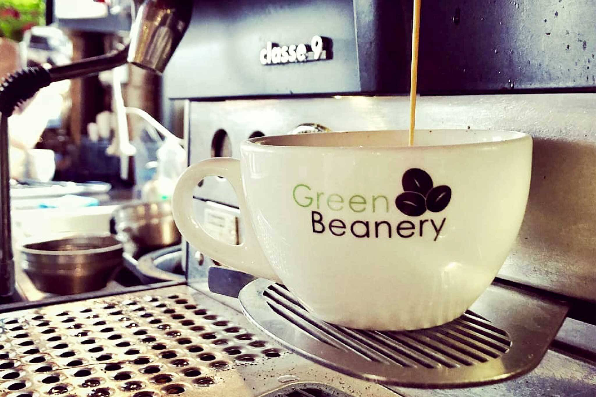 green beanery toronto