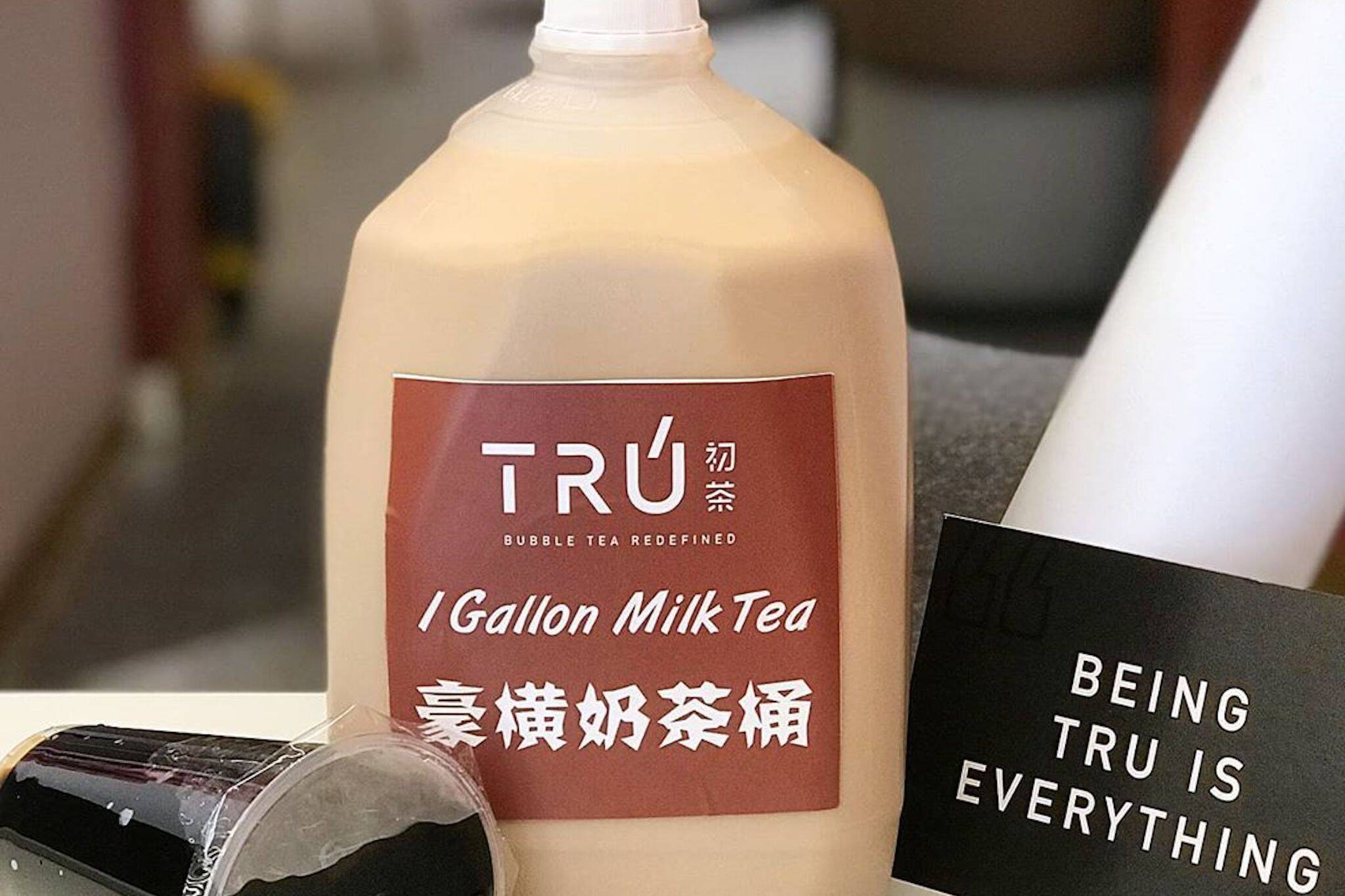 milk tea delivery toronto