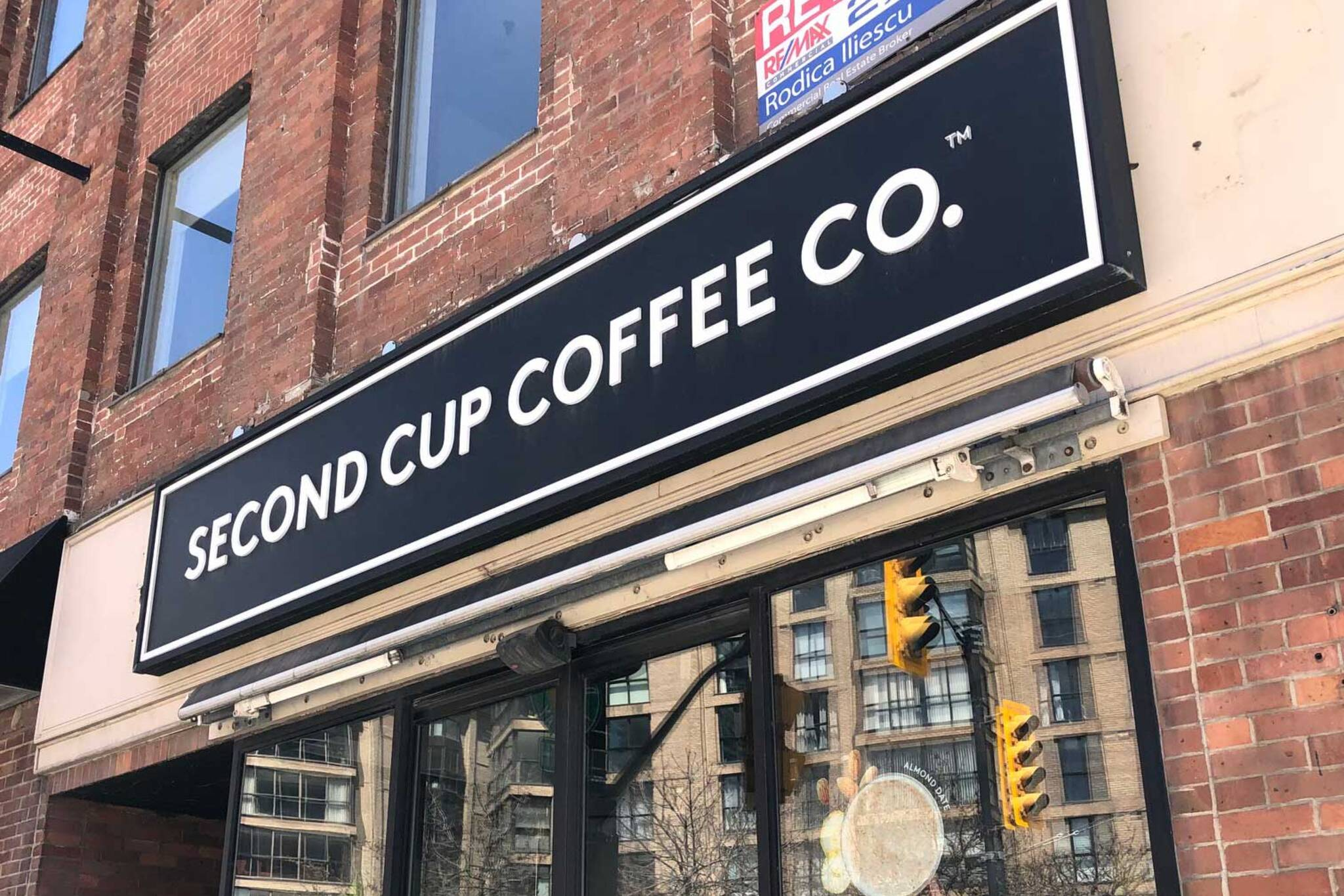 second cup toronto