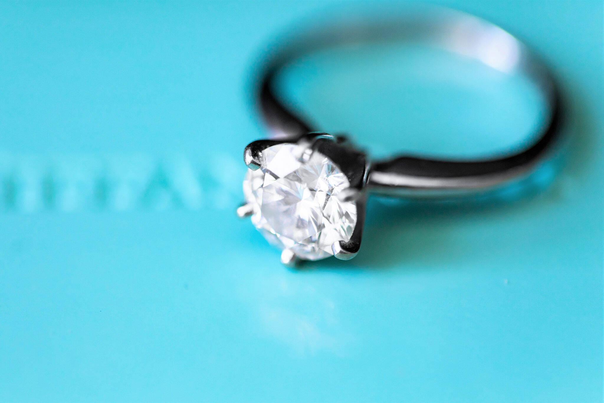 engagement ring toronto