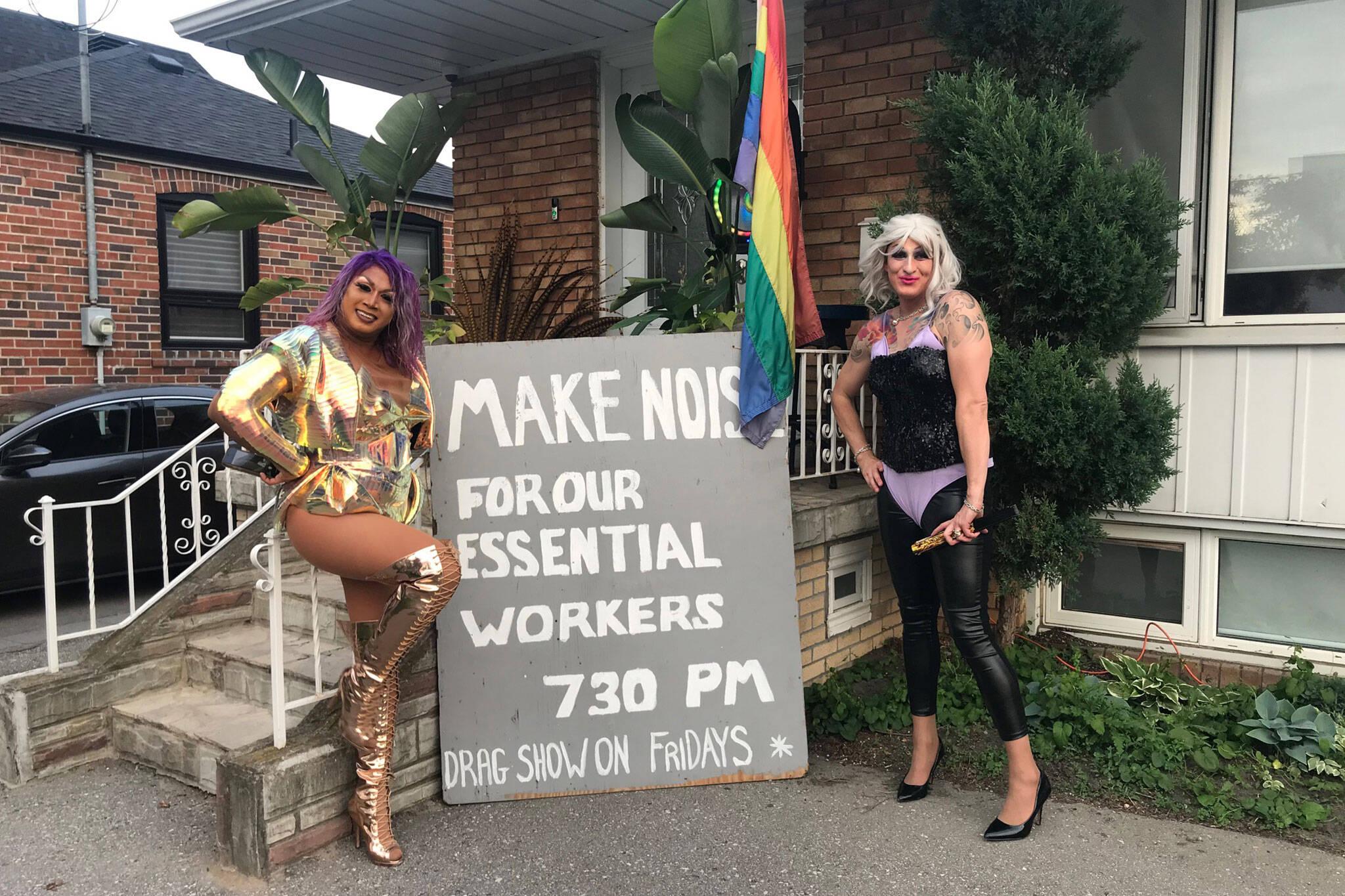 drag show toronto