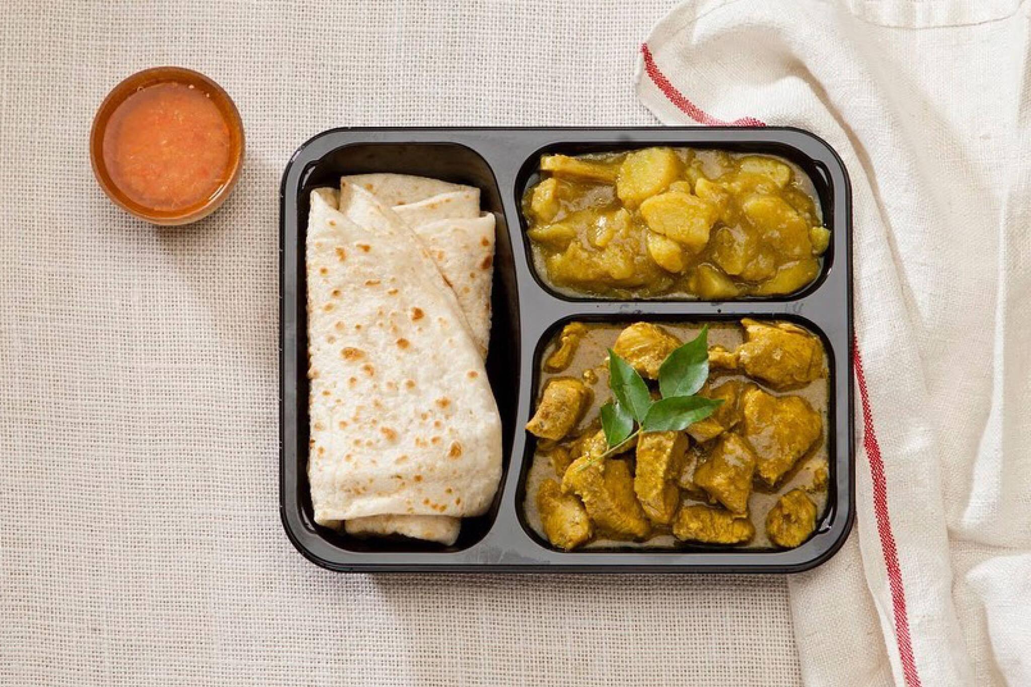 roti meal kit toronto