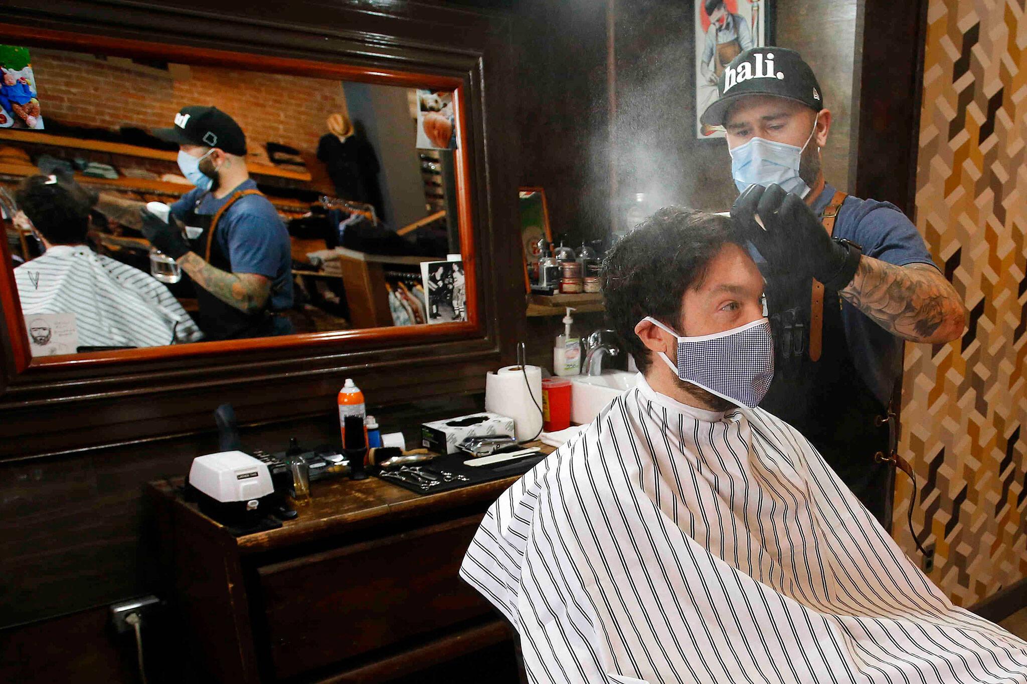 hair salons ontario