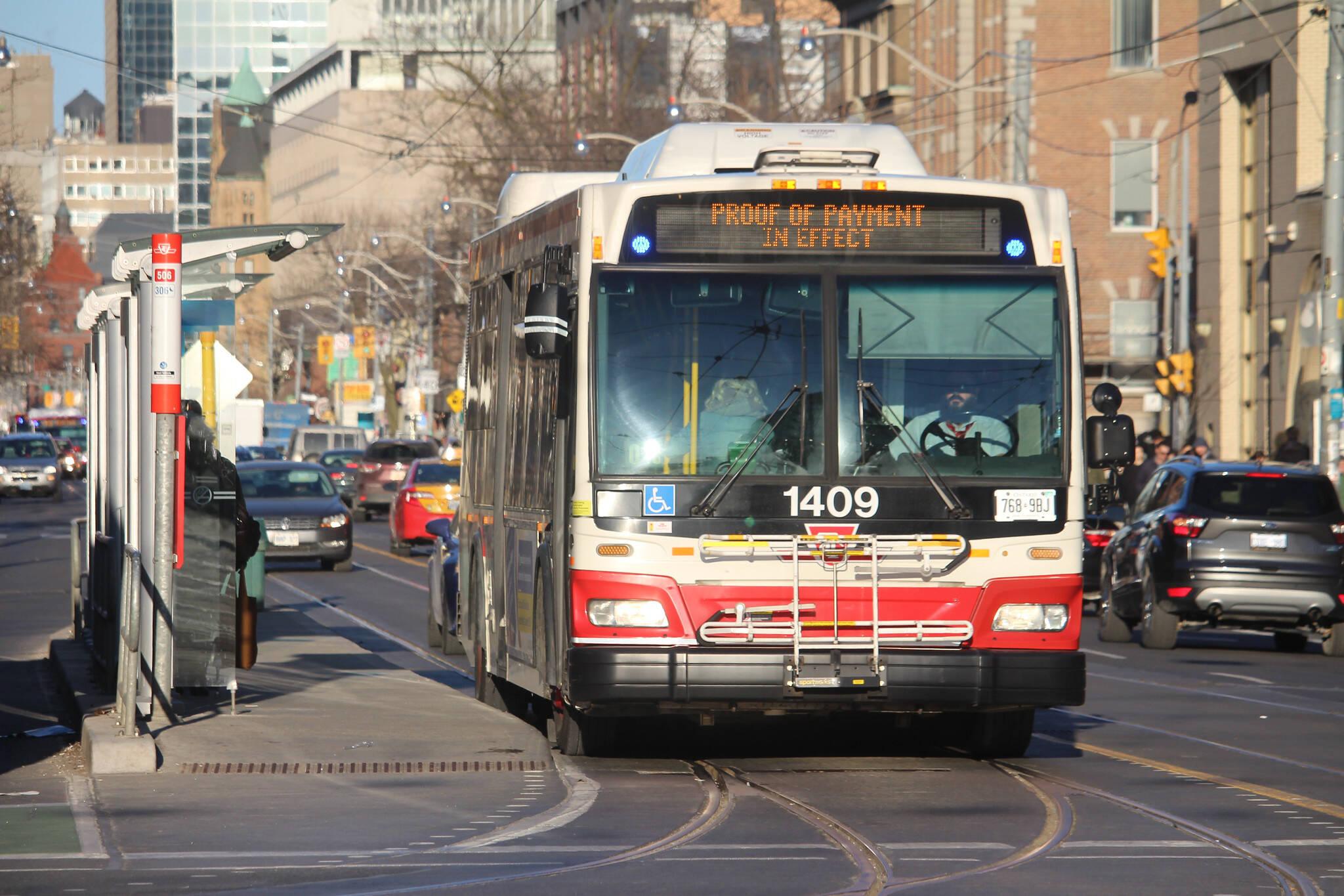 ttc ridership increase