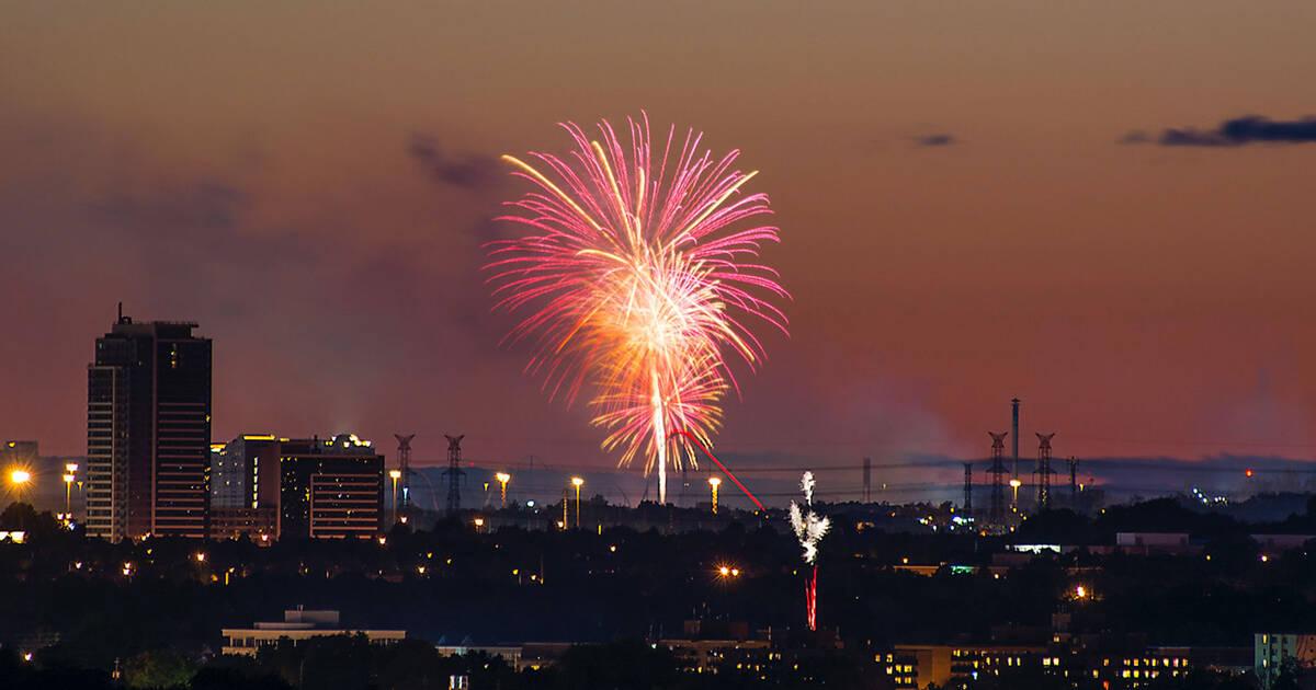 Fireworks are still legal in Ontario despite cancellation ...