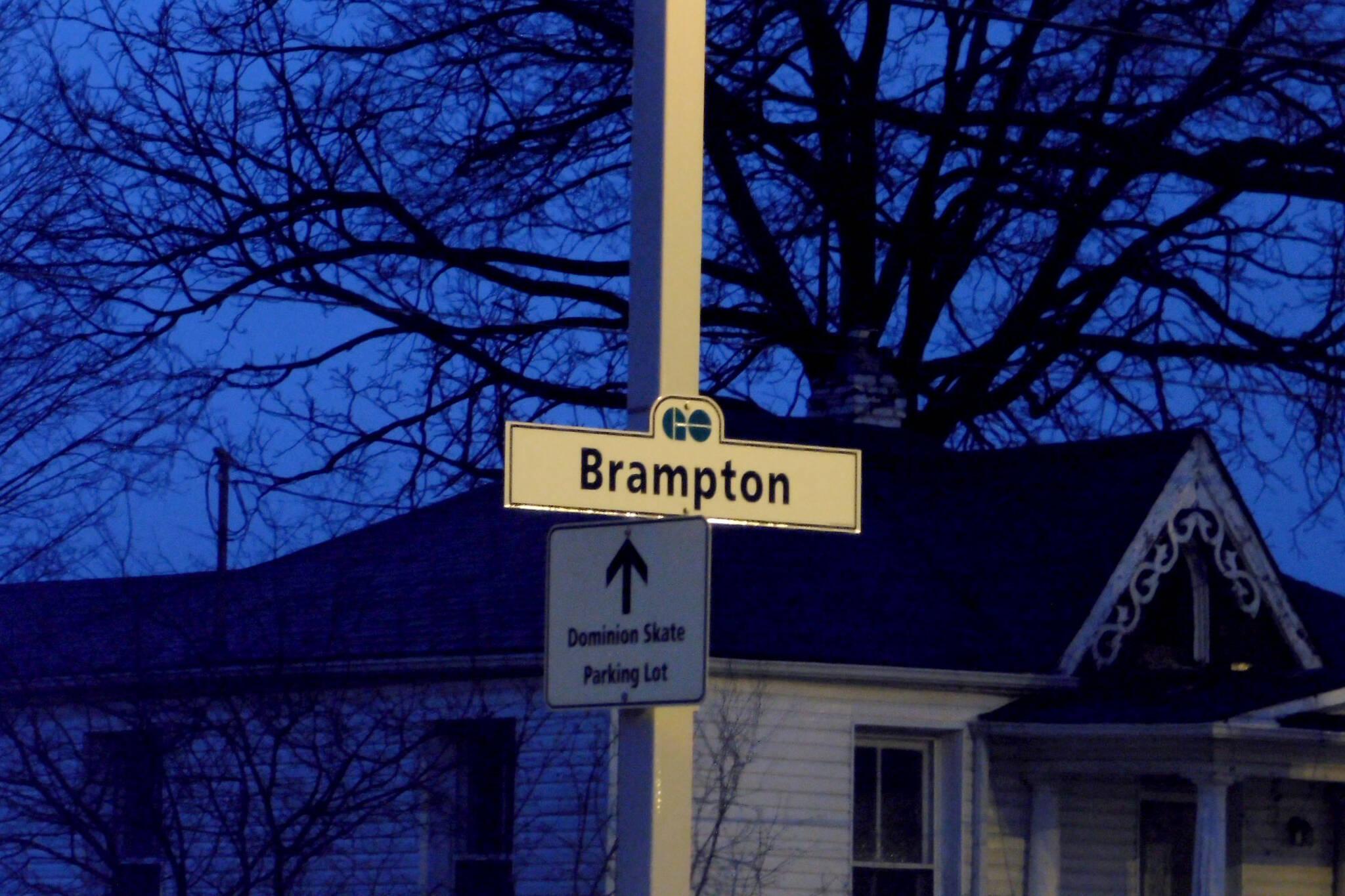 brampton social distancing rules