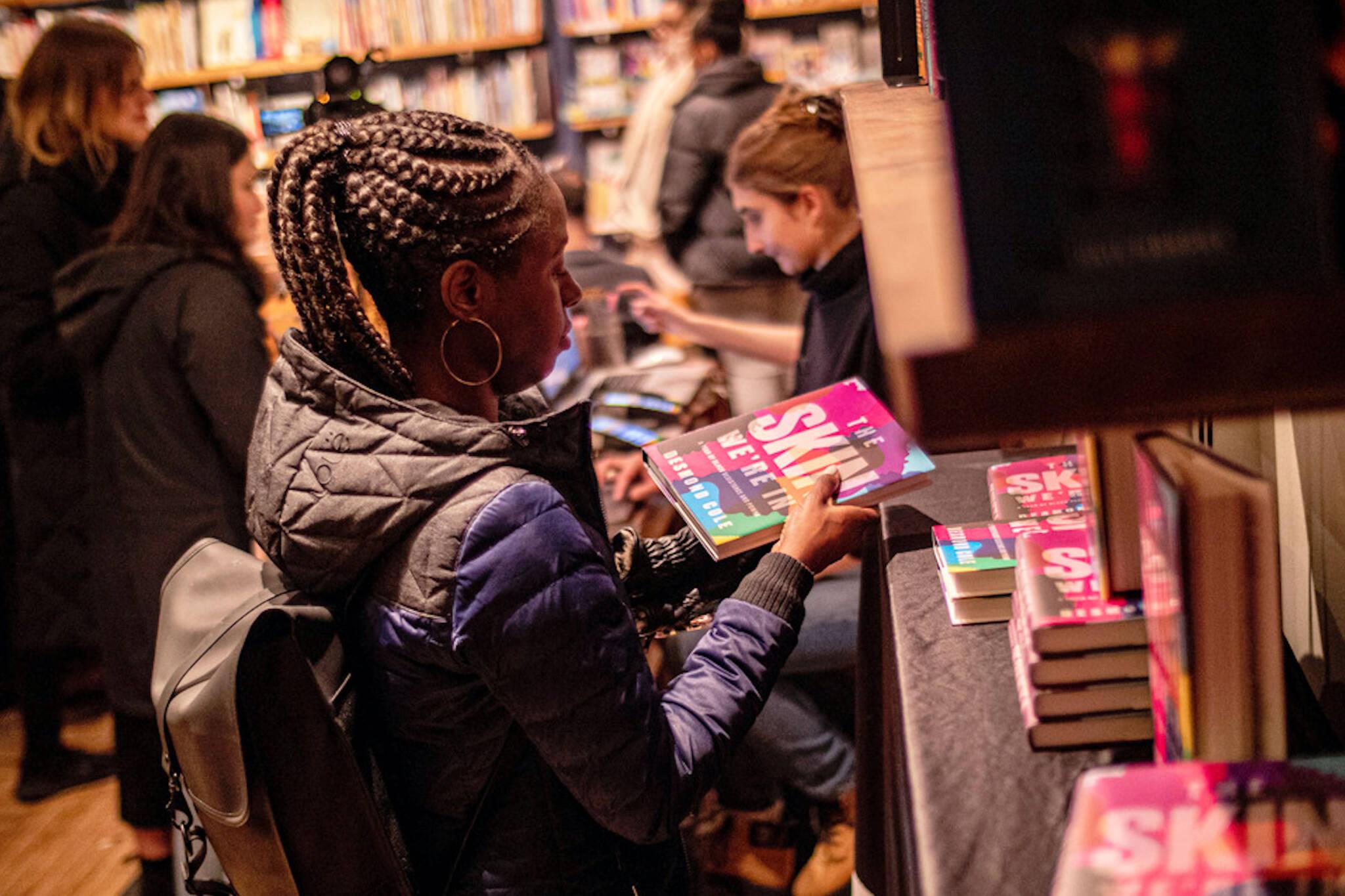 black Canadian authors