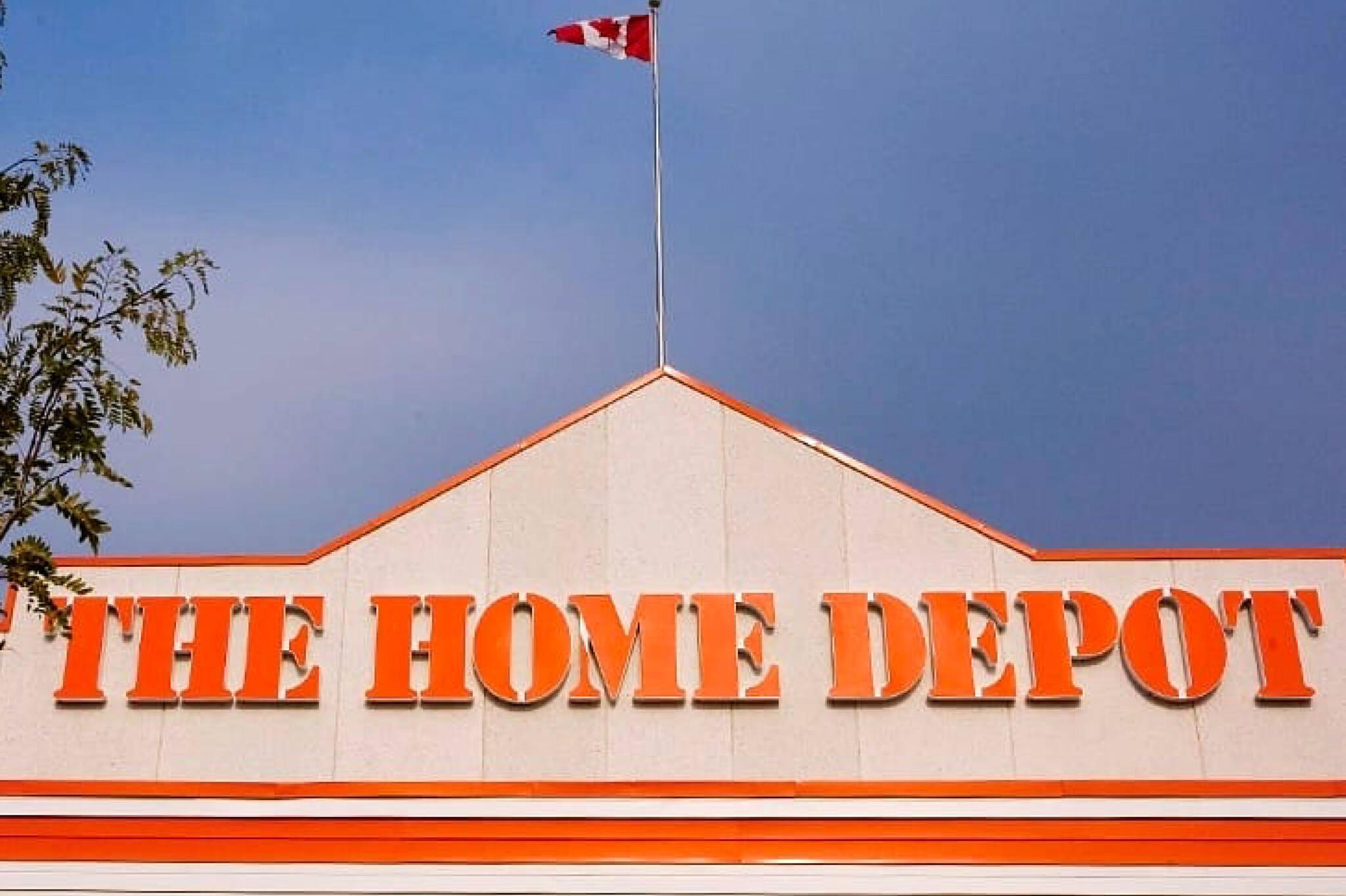 home depot toronto