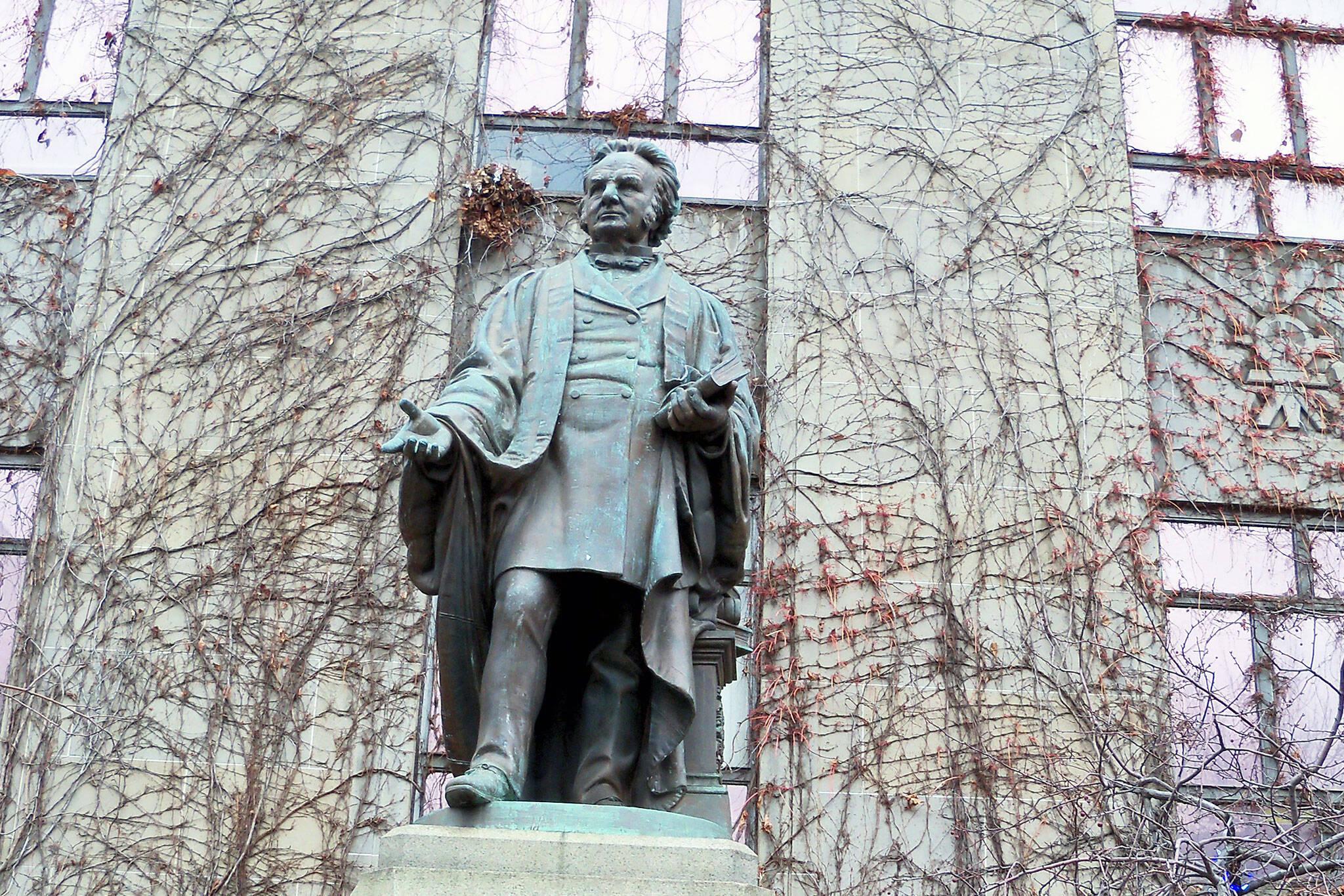 egerton ryerson statue