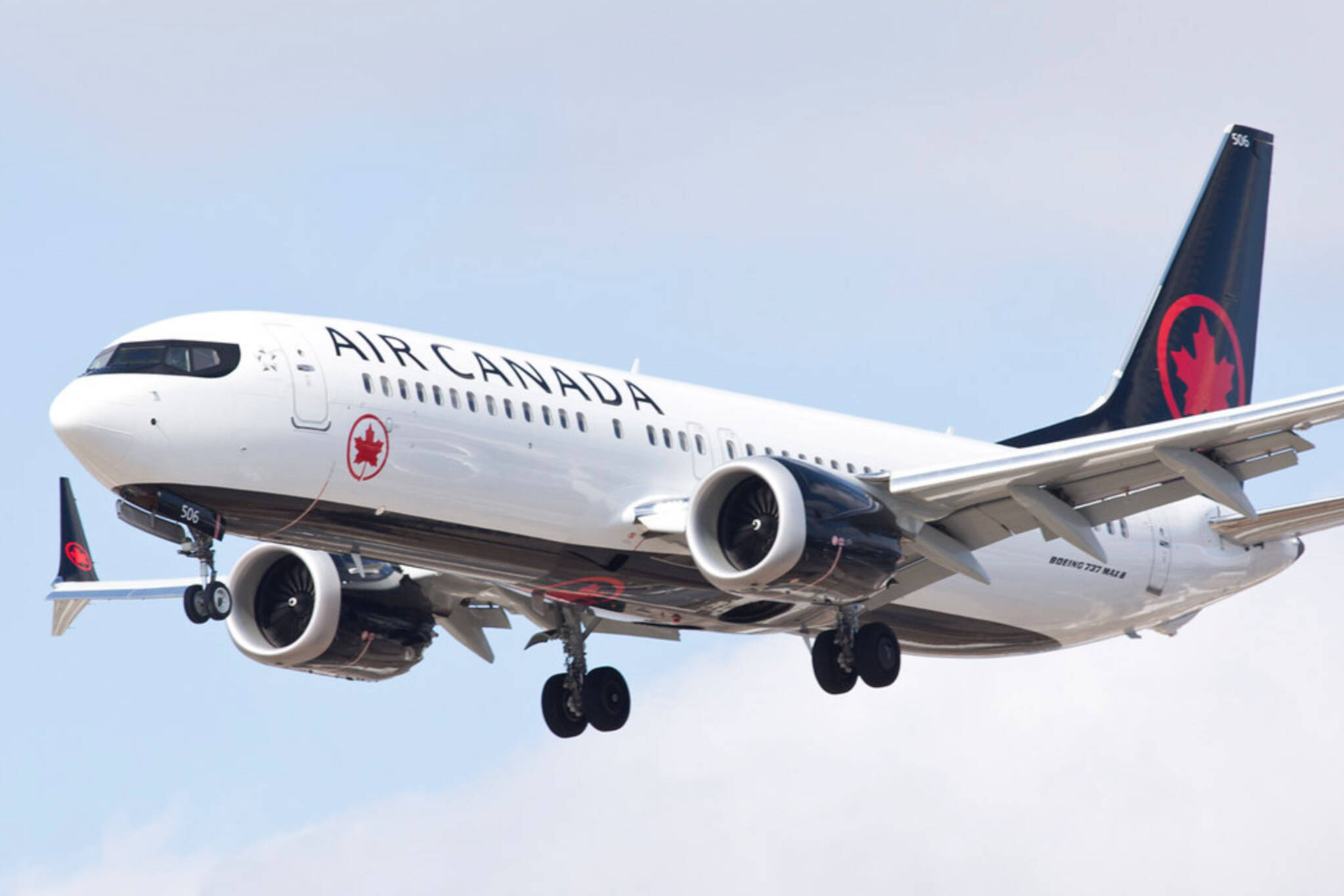 air canada covid flights