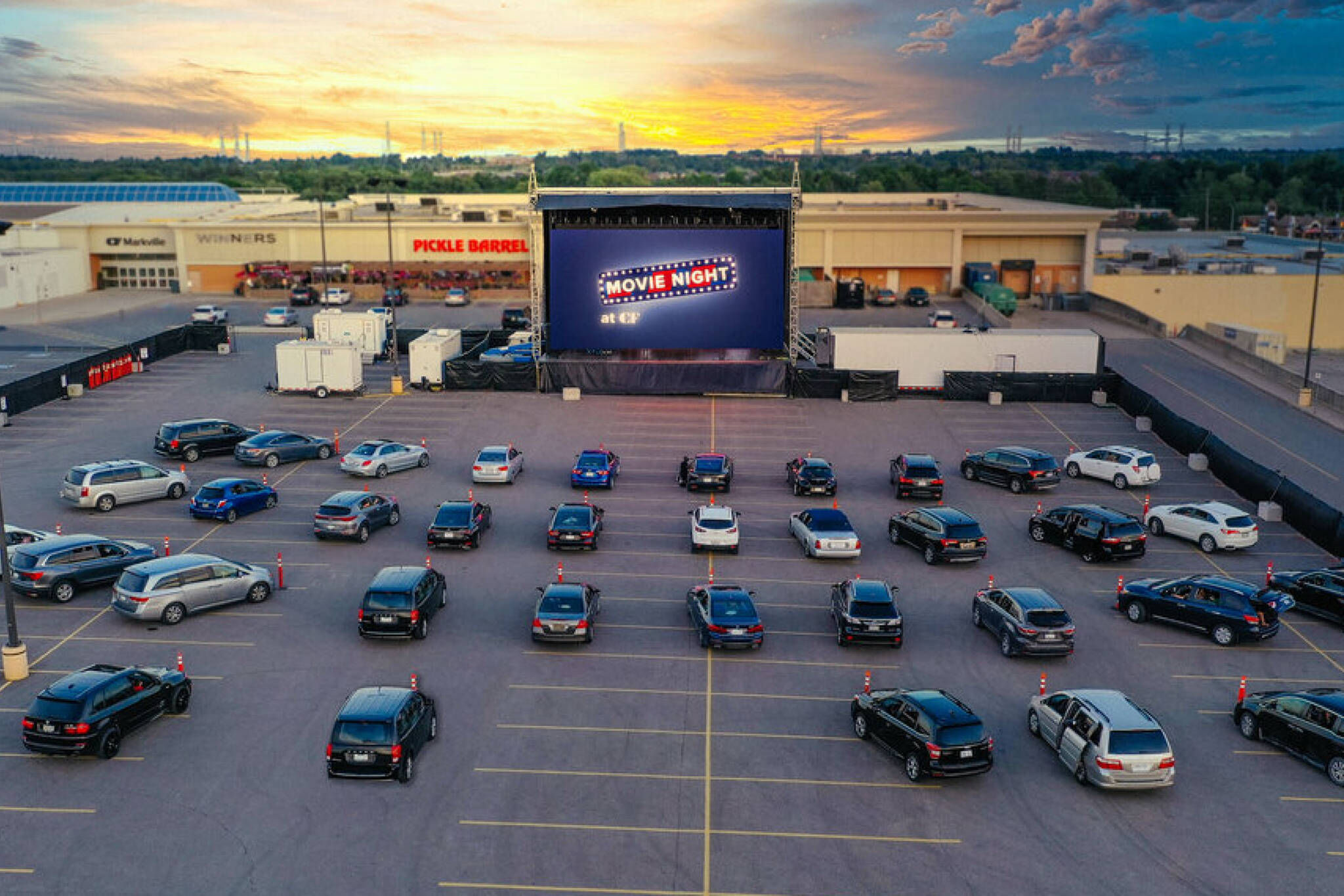sherway gardens movies