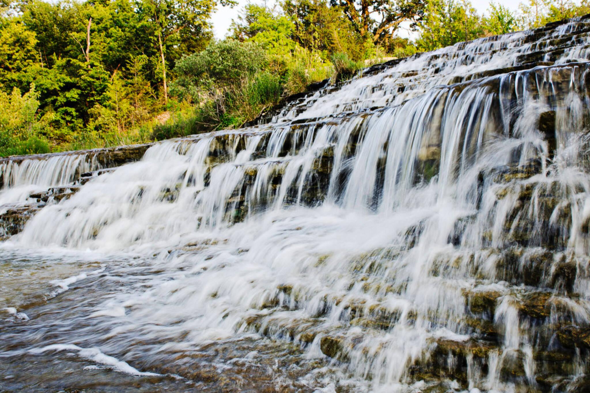 healey falls ontario