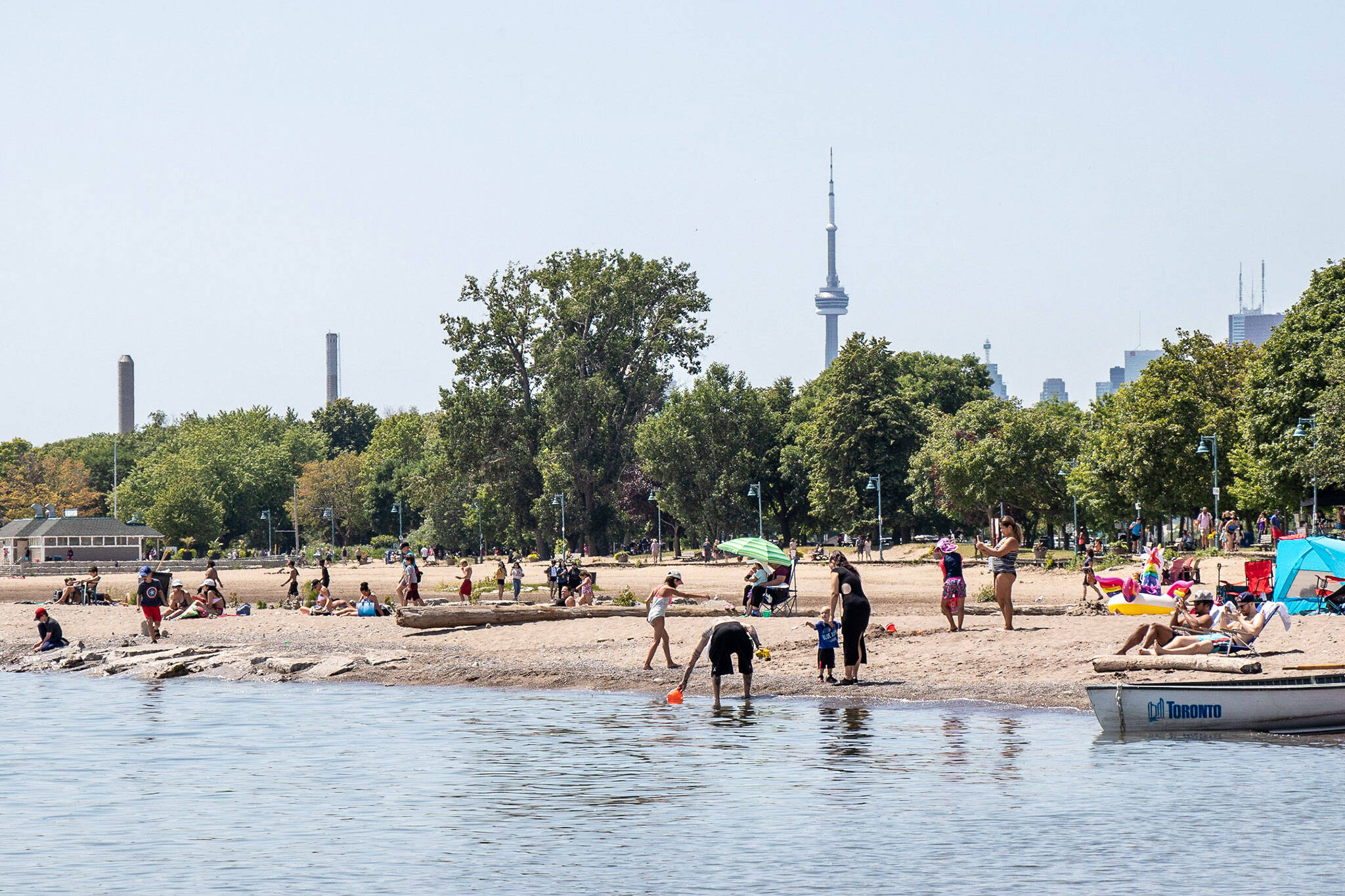 beaches in toronto