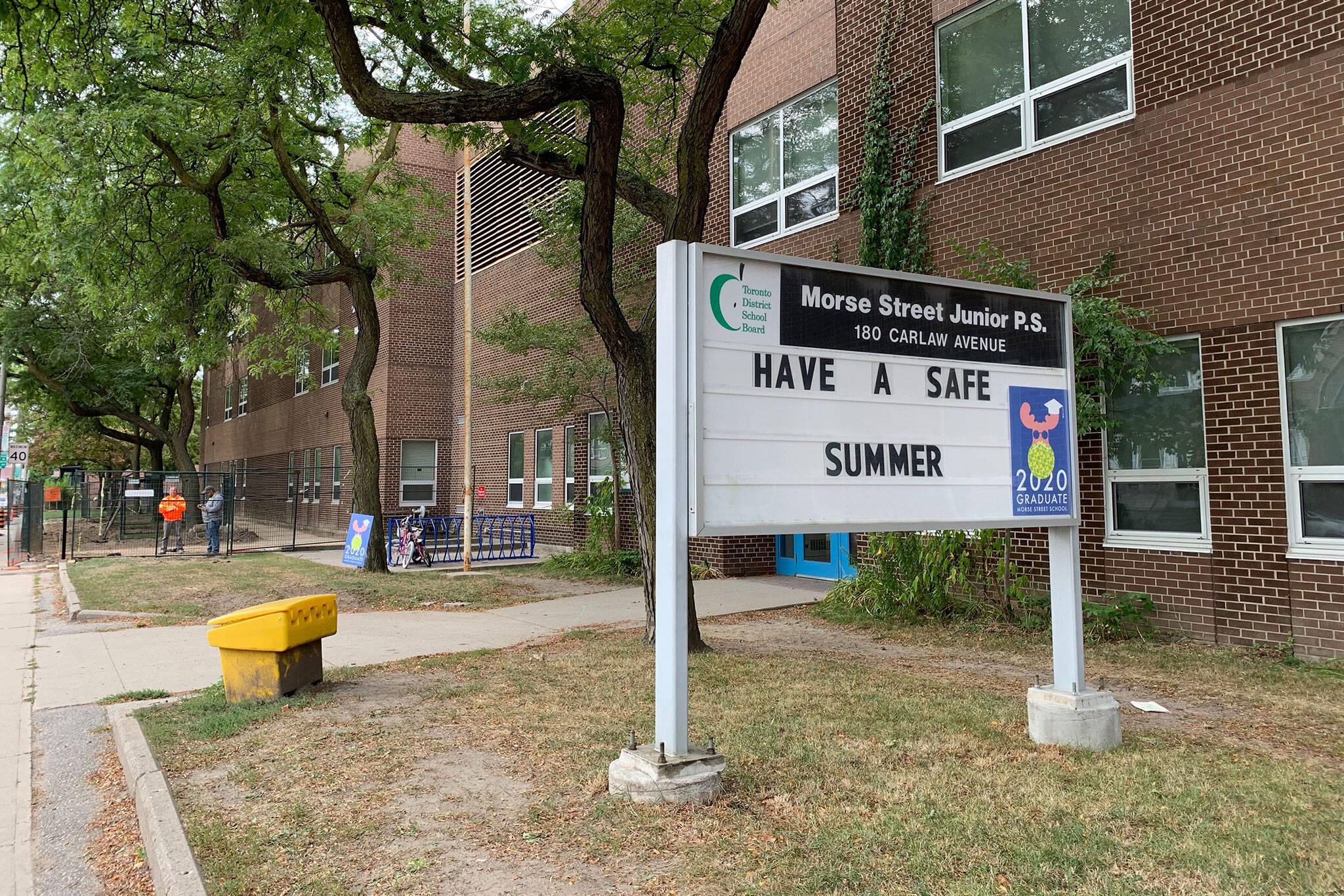 ontario schools covid