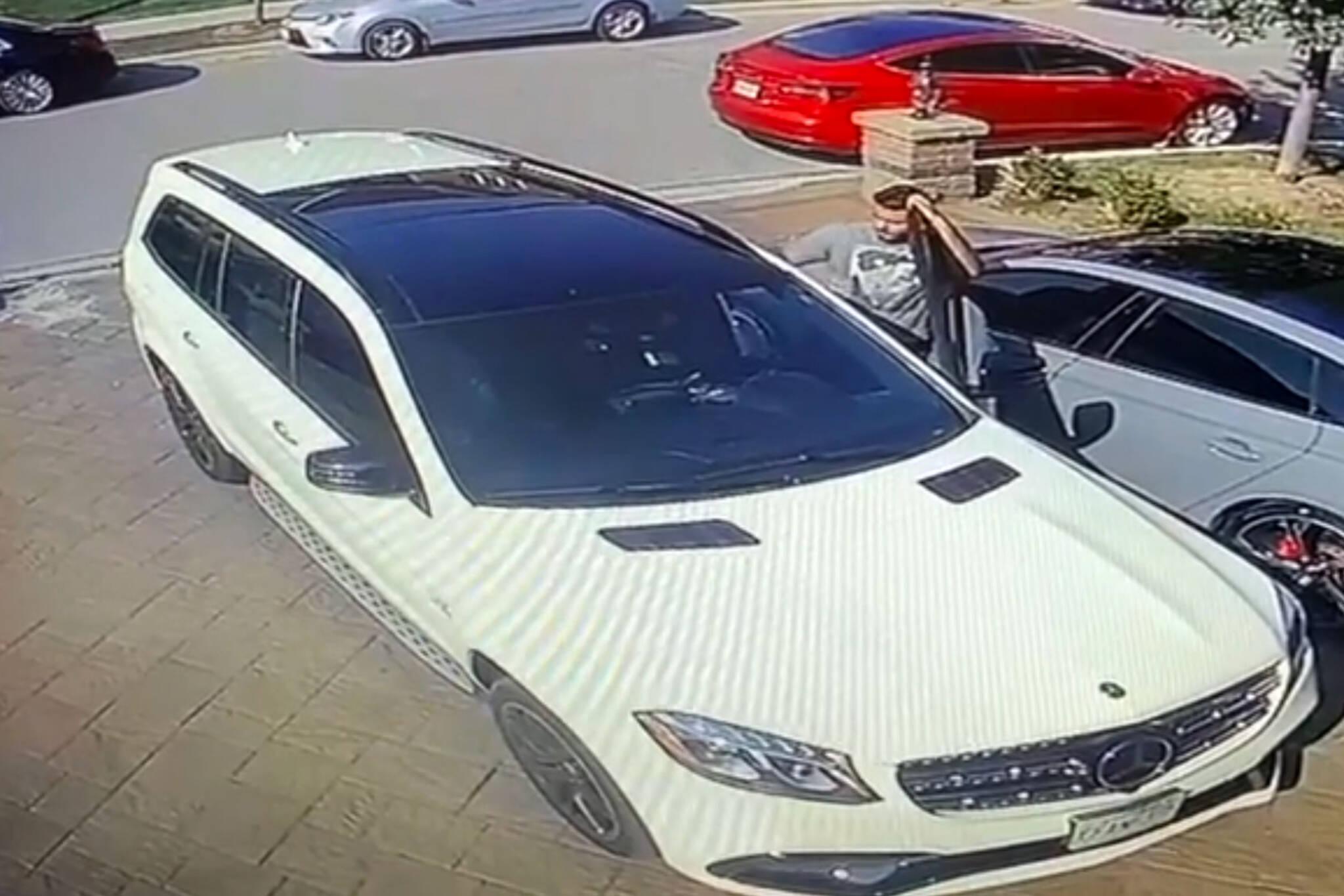 car theft brampton