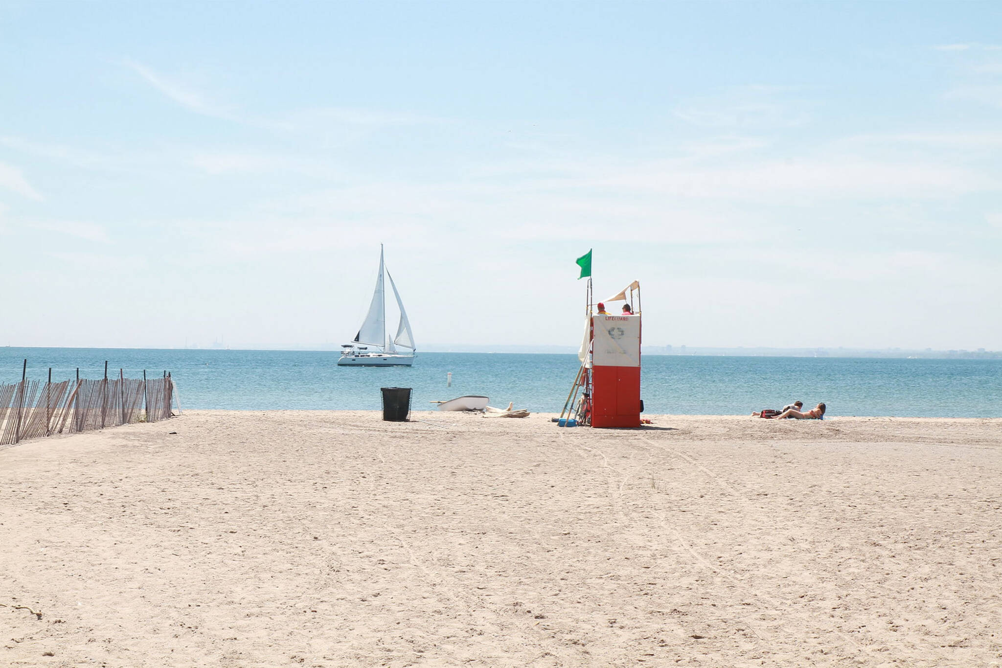 nude beach toronto