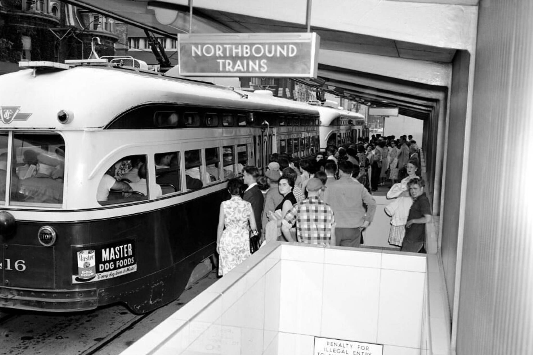 Toronto 1950