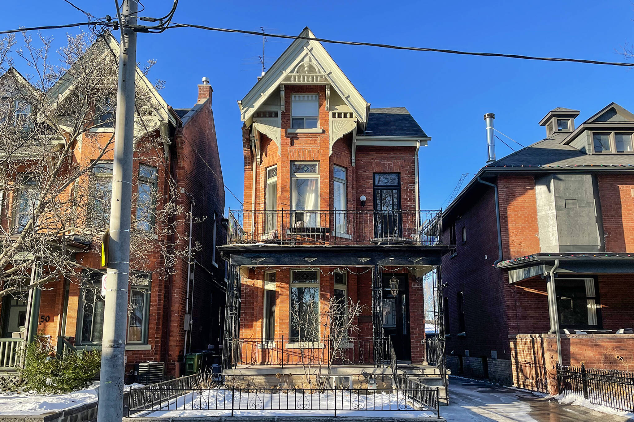 toronto afford house