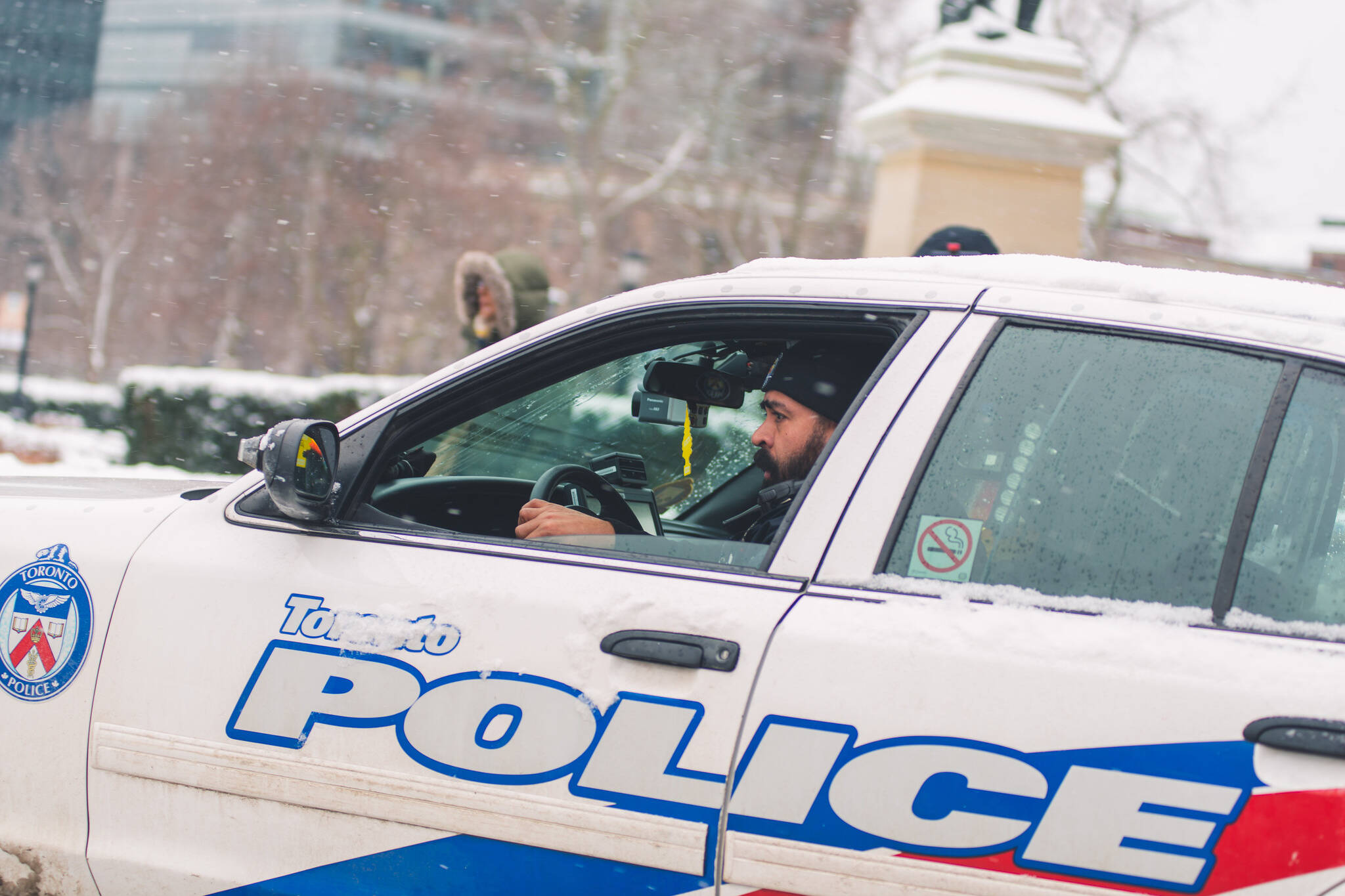 Toronto pandemic enforcement
