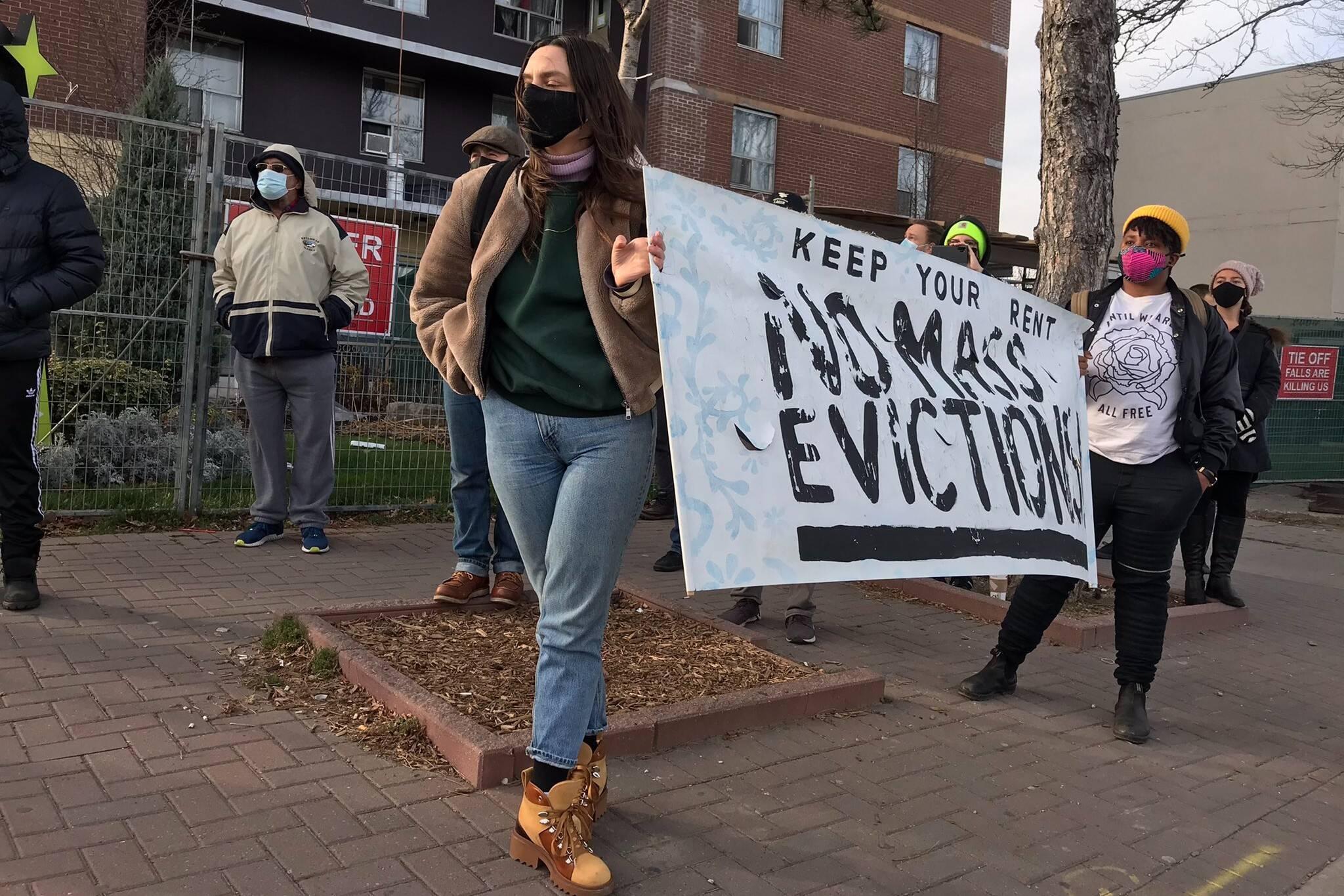 eviction ban ontario