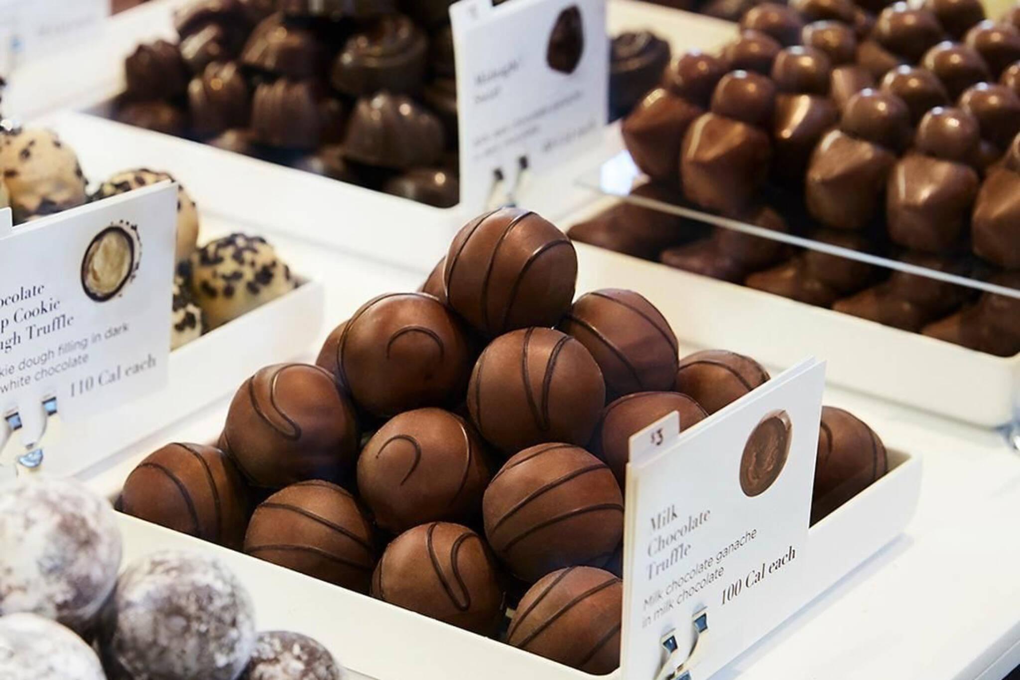 godiva chocolate closing