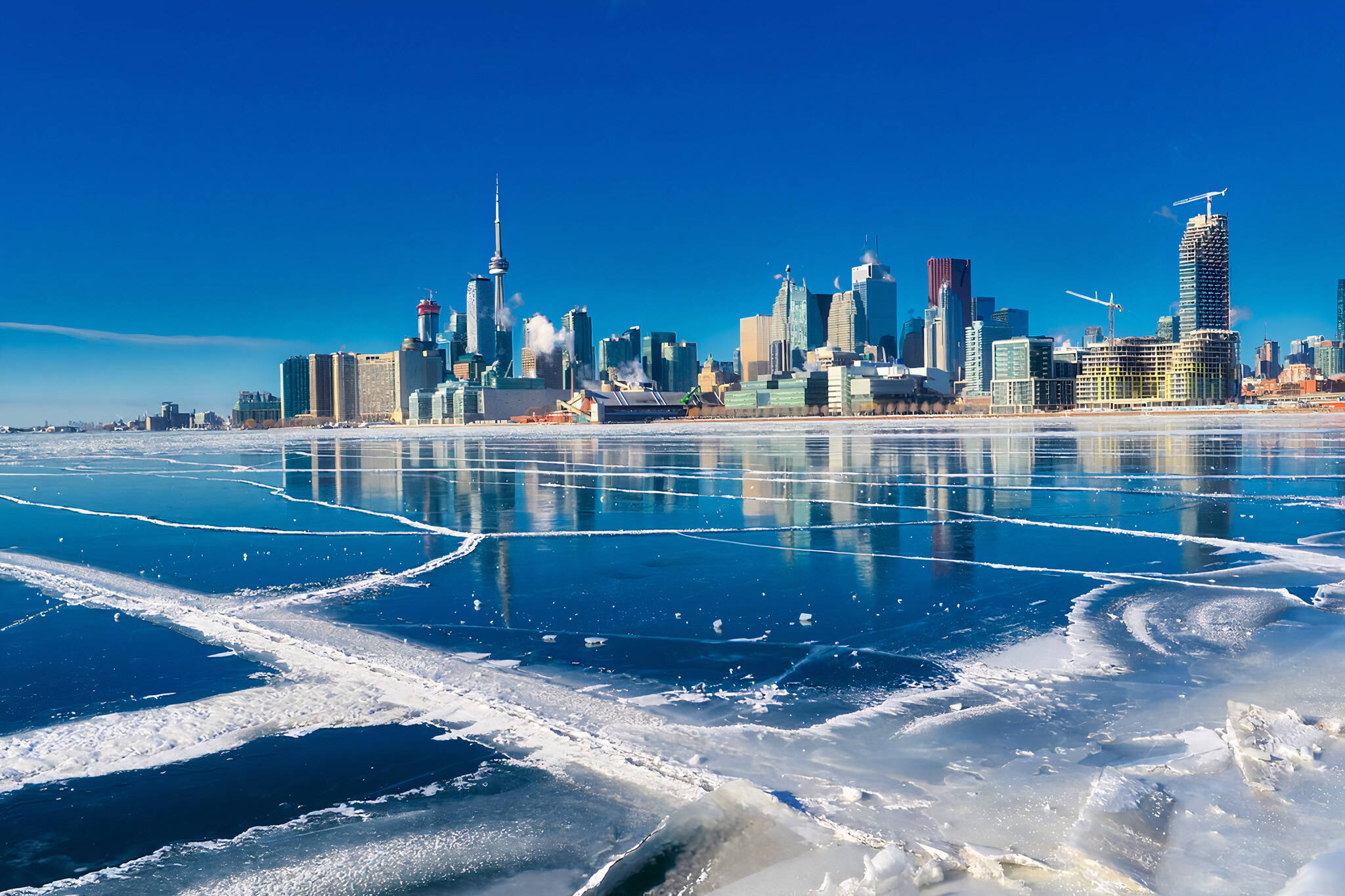 The coldest weather of the season so far is headed for Toronto next week