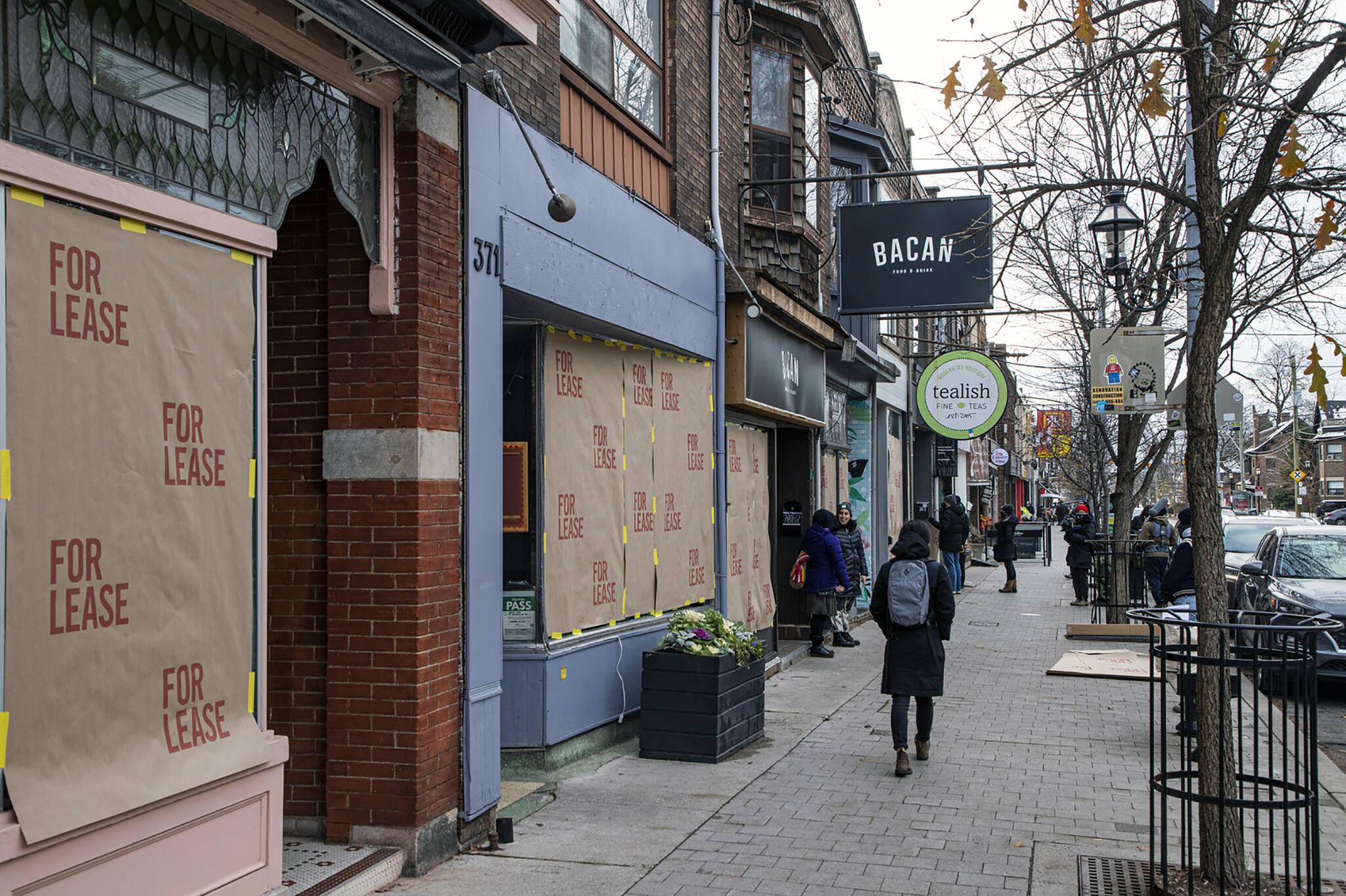 ontario retail reopening