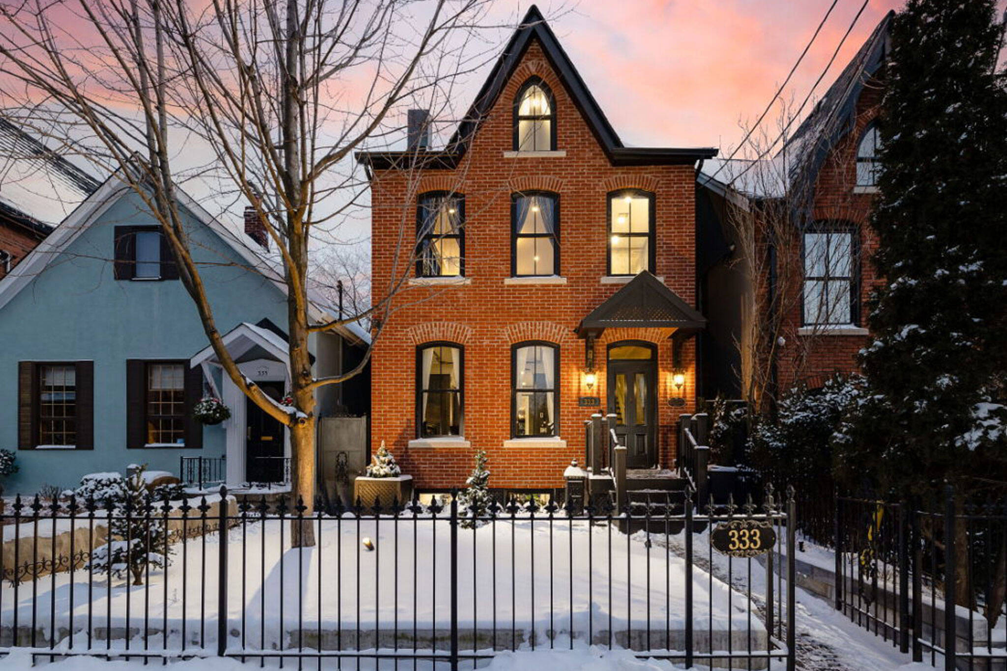 333 wellesley toronto