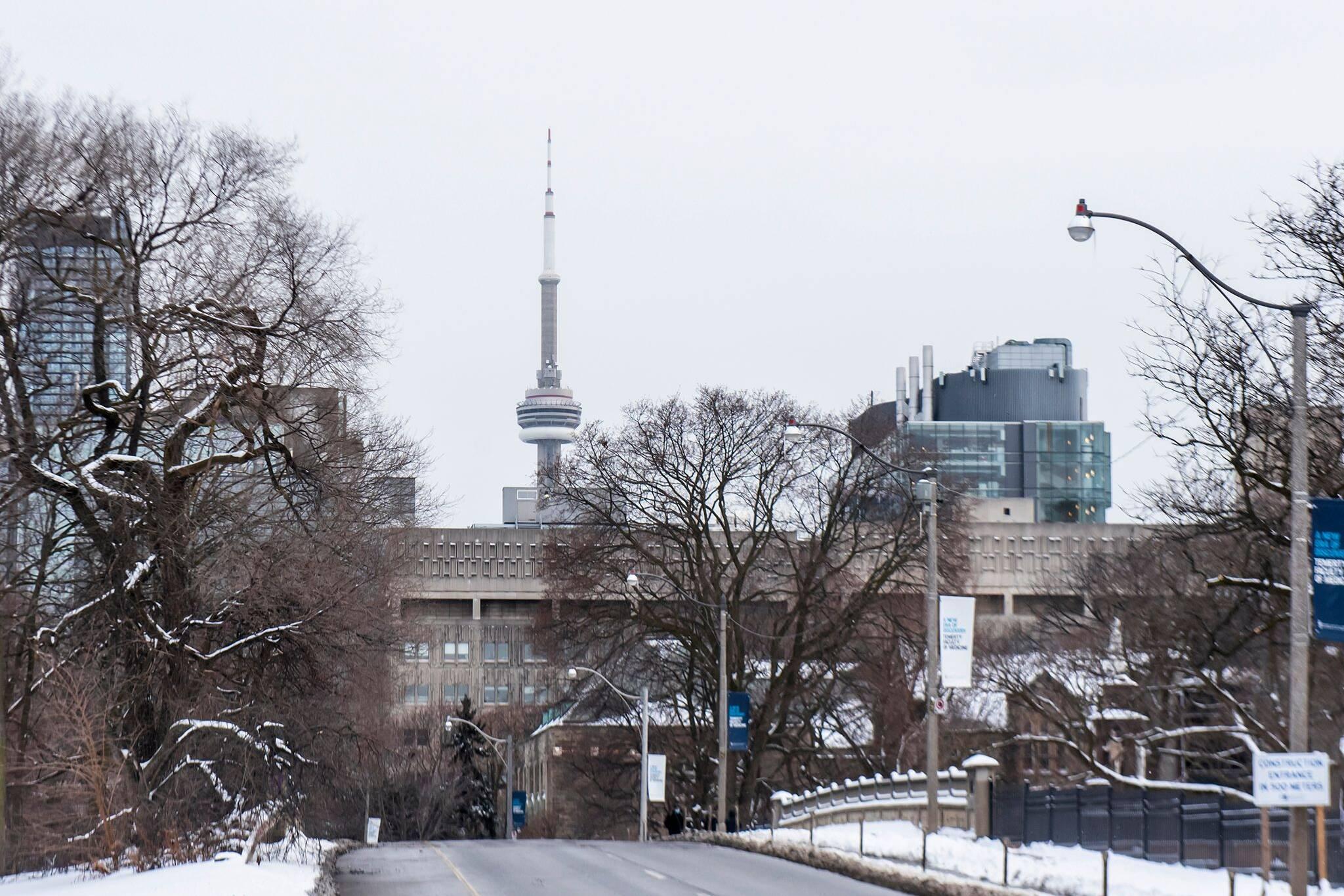 Toronto Lockdown