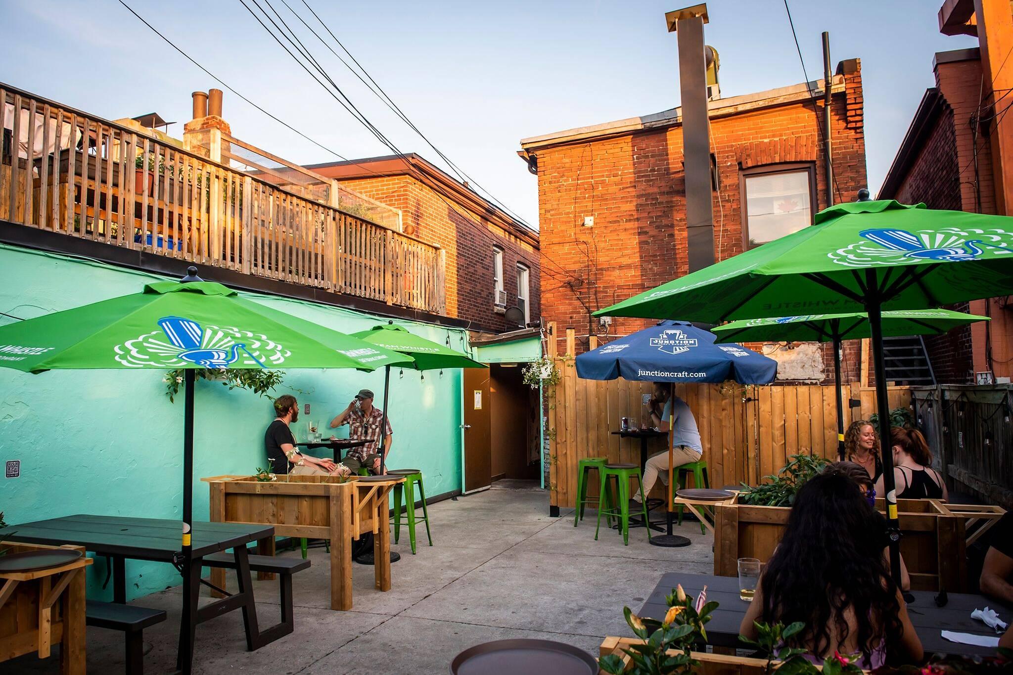 toronto patios opening