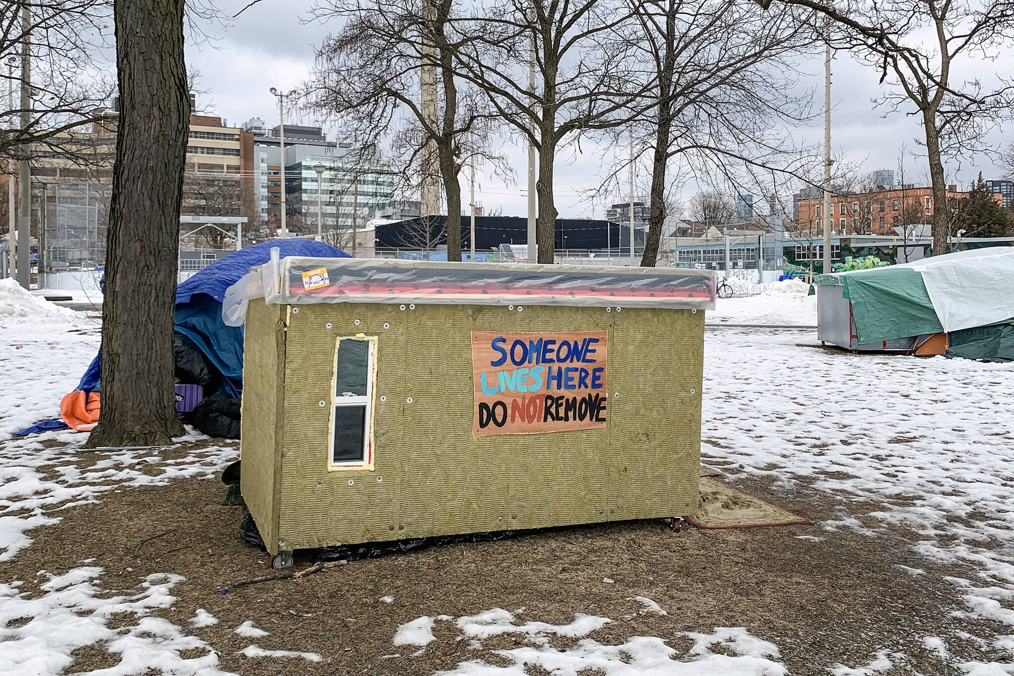 toronto tiny shelters