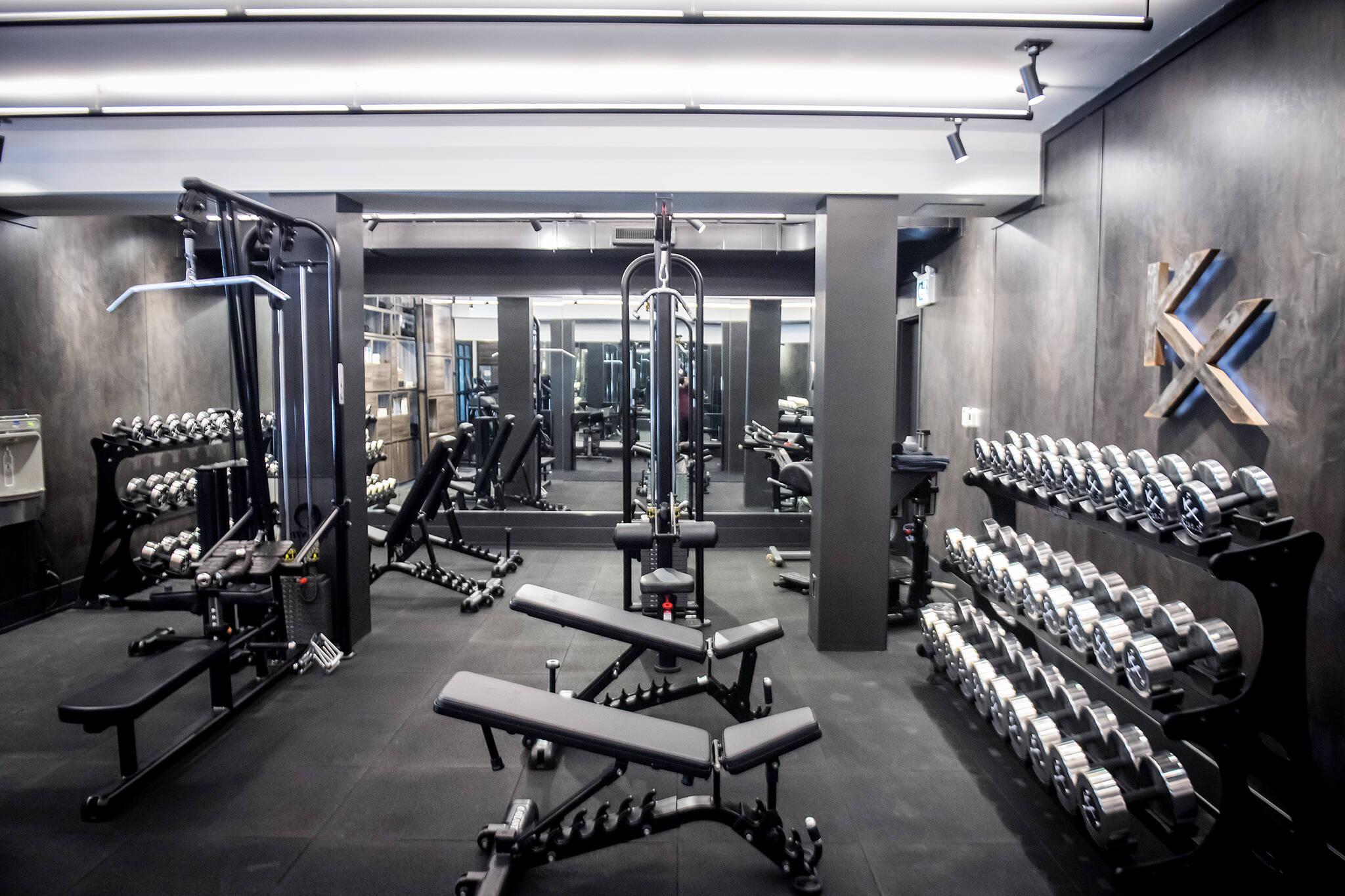 ontario gyms opening