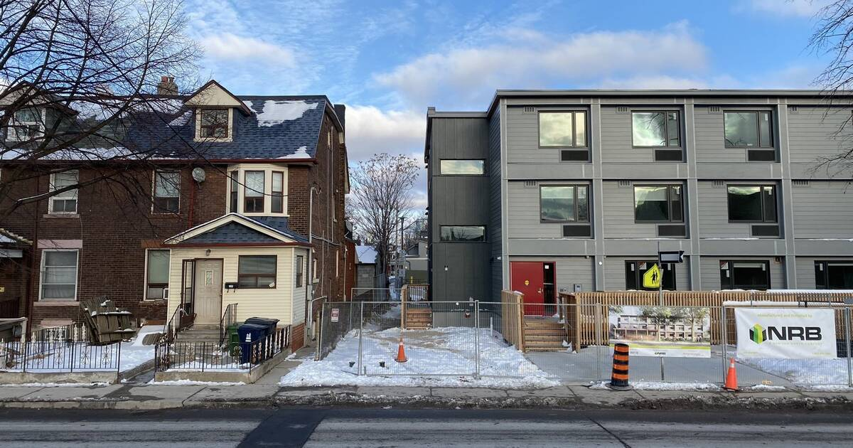 Toronto's next modular housing locations have been revealed
