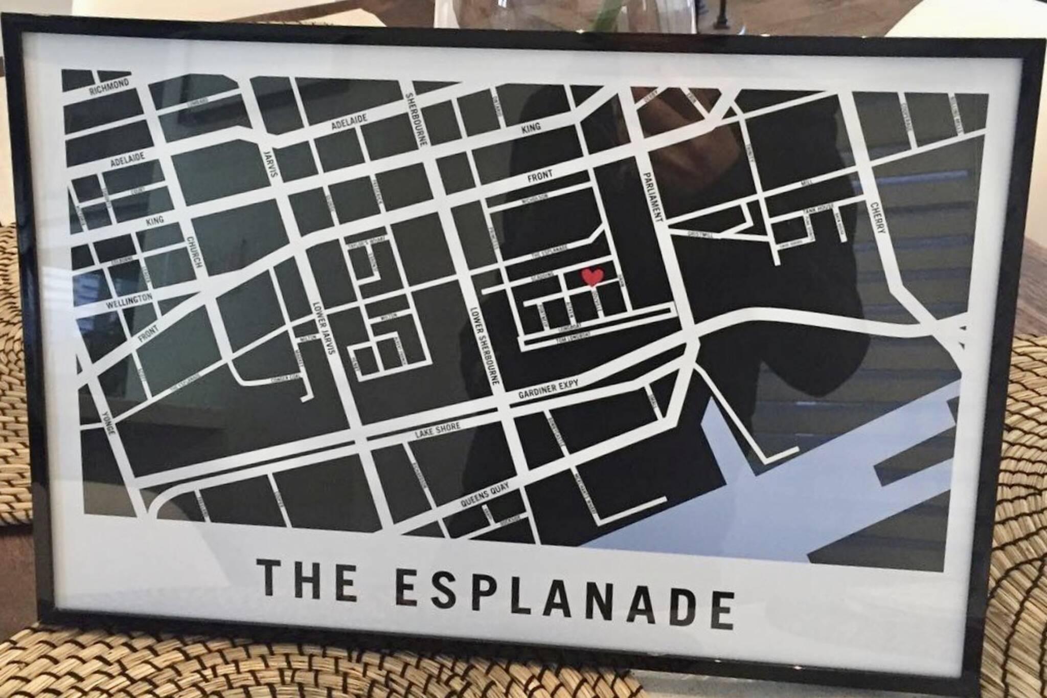 toronto neighbourhood maps
