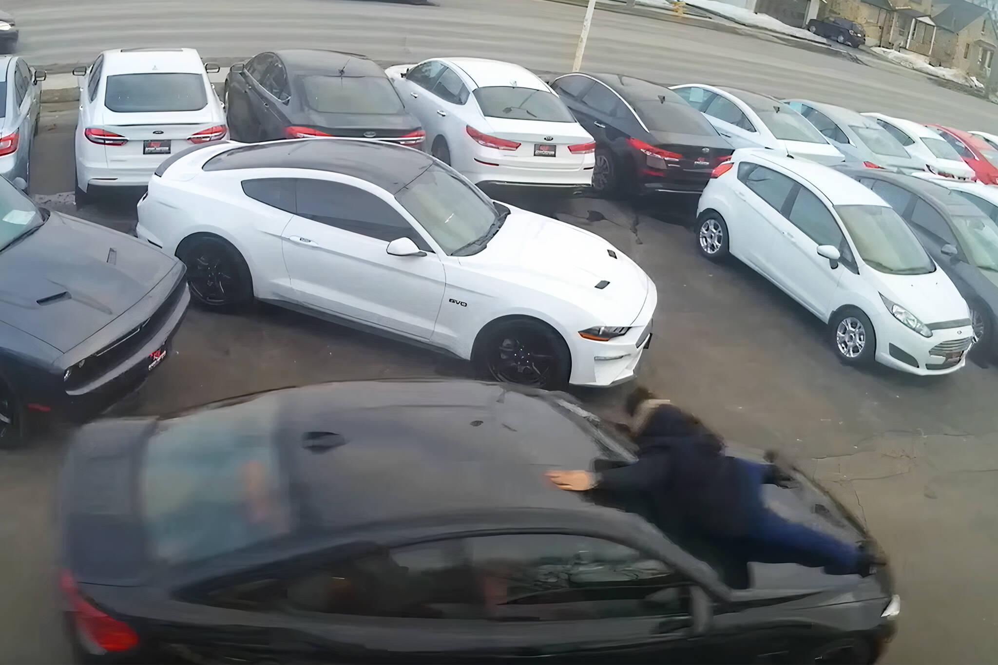 car theft london